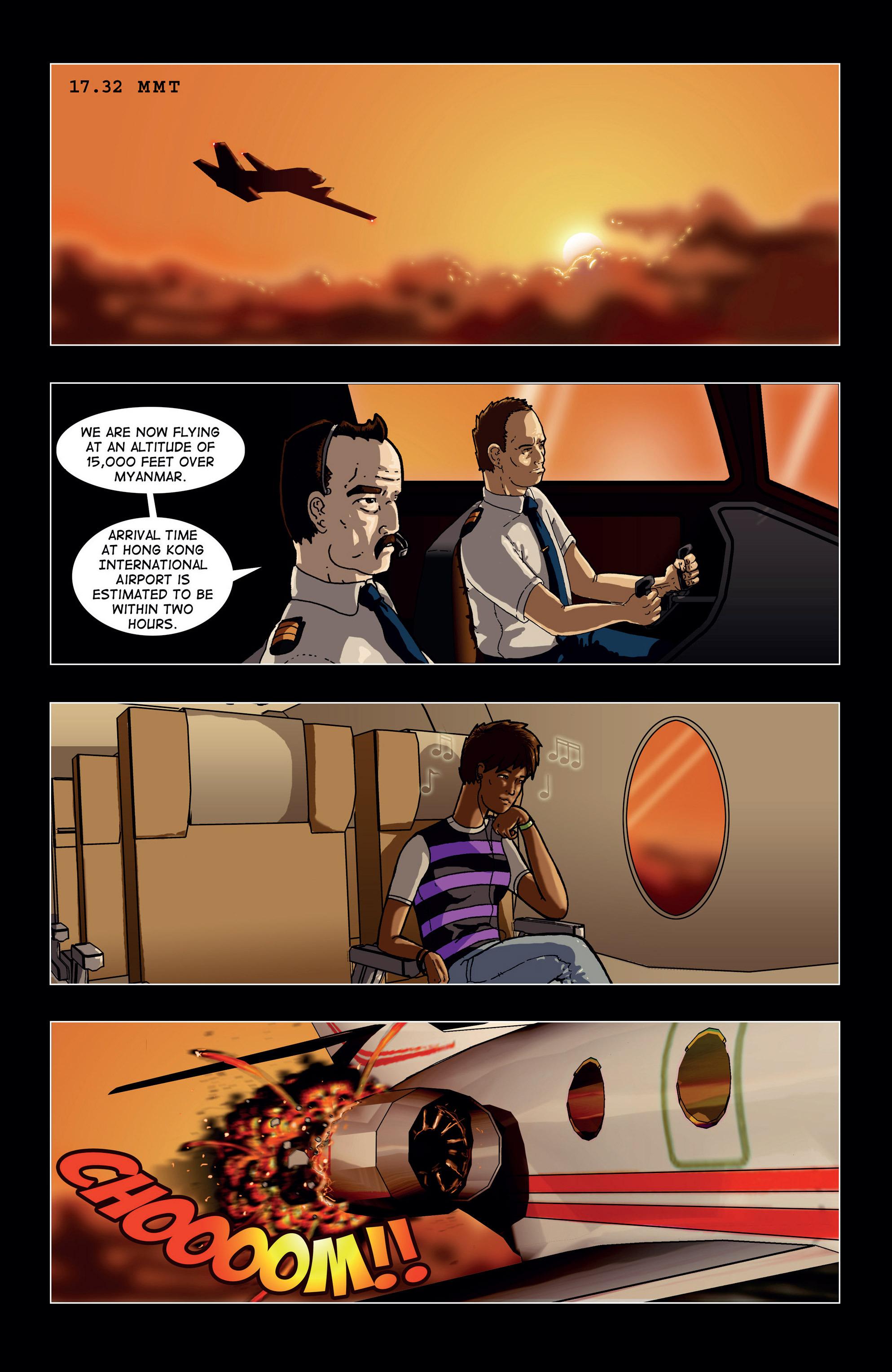 Read online Vanguard (2015) comic -  Issue #1 - 4