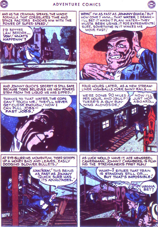 Read online Adventure Comics (1938) comic -  Issue #119 - 42