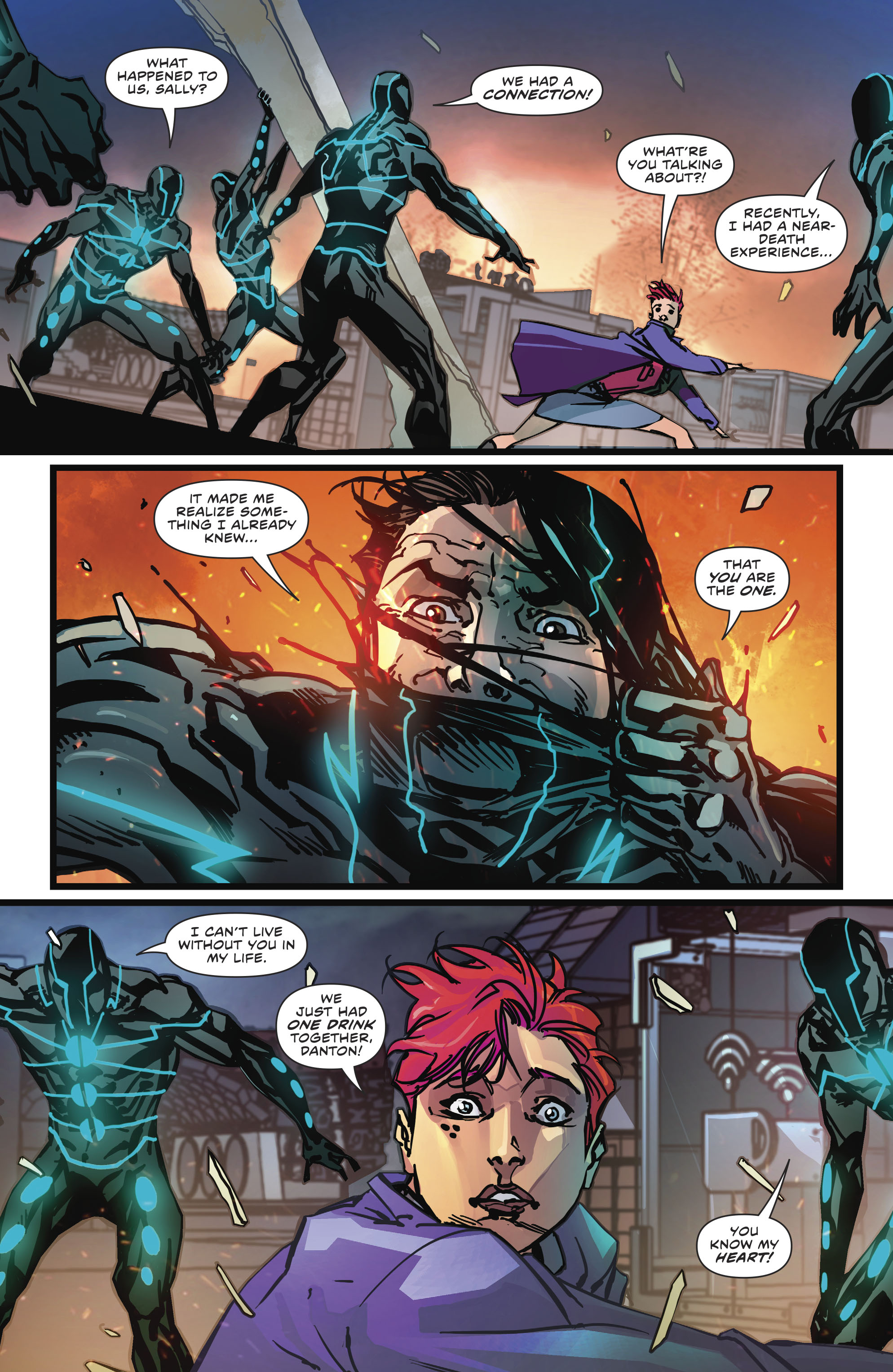 Read online The Flash (2016) comic -  Issue #23 - 17