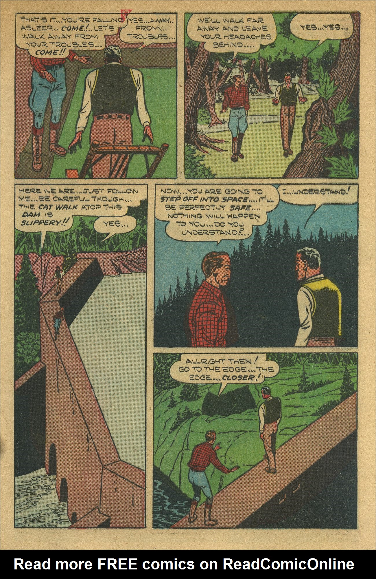 Read online Shadow Comics comic -  Issue #93 - 12