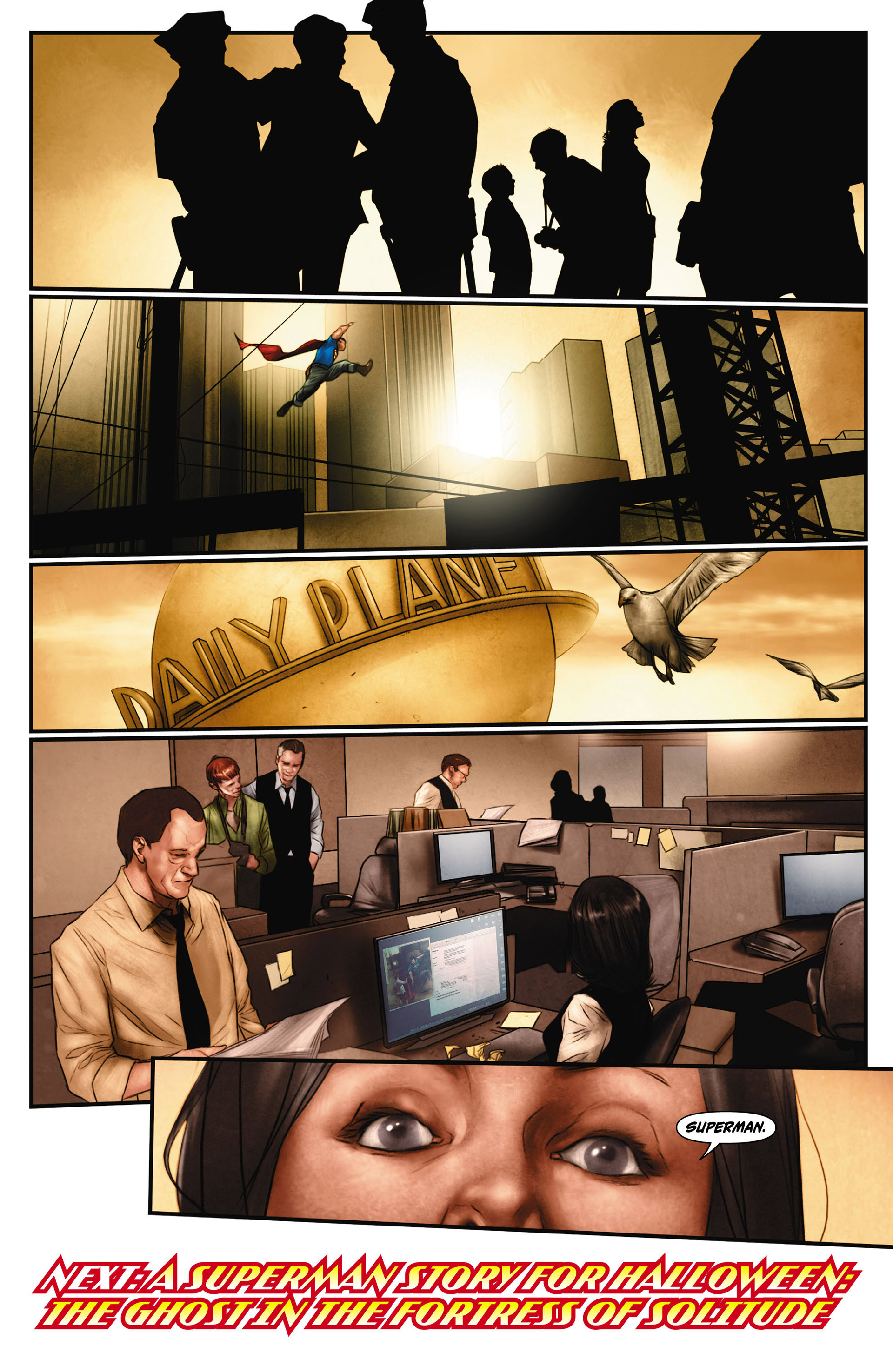 Read online Action Comics (2011) comic -  Issue #0 - 21