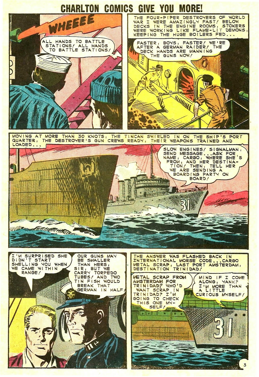 Read online Fightin' Navy comic -  Issue #118 - 27
