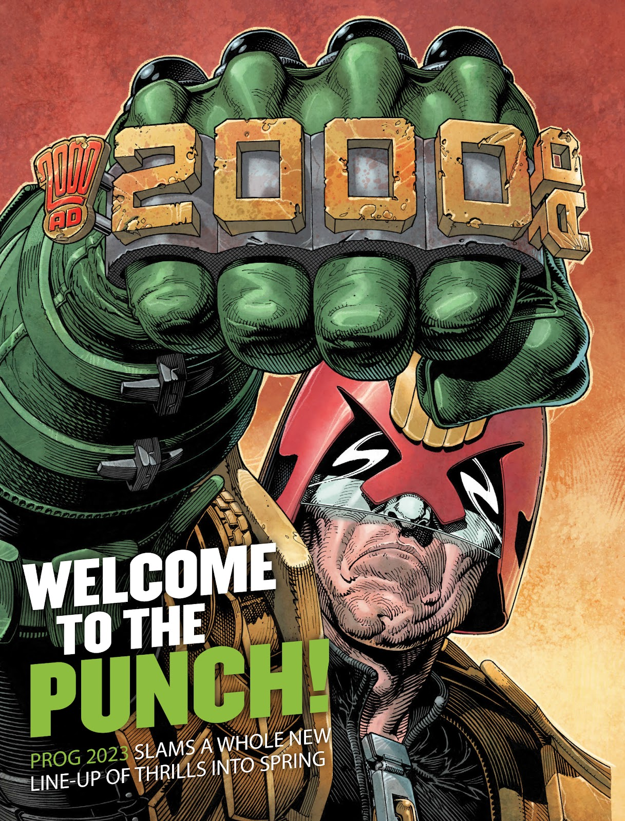 Judge Dredd Megazine (Vol. 5) Issue #382 #181 - English 49