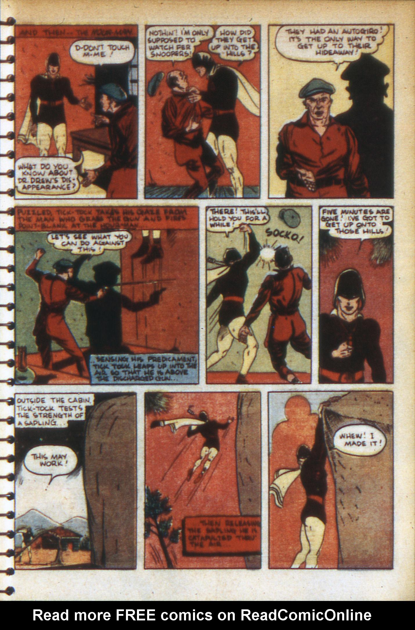 Read online Adventure Comics (1938) comic -  Issue #49 - 5