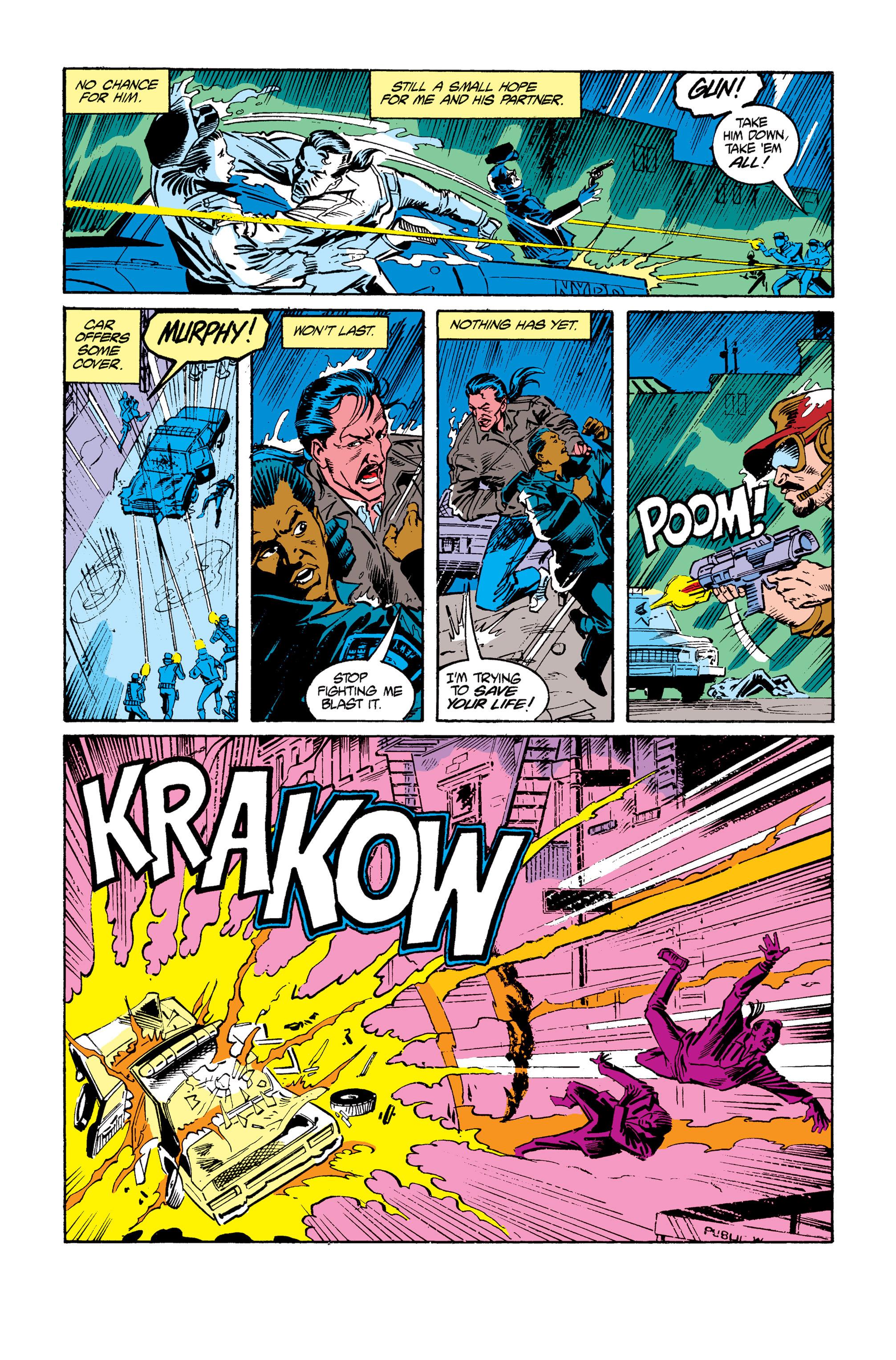 Read online Uncanny X-Men (1963) comic -  Issue #264 - 4