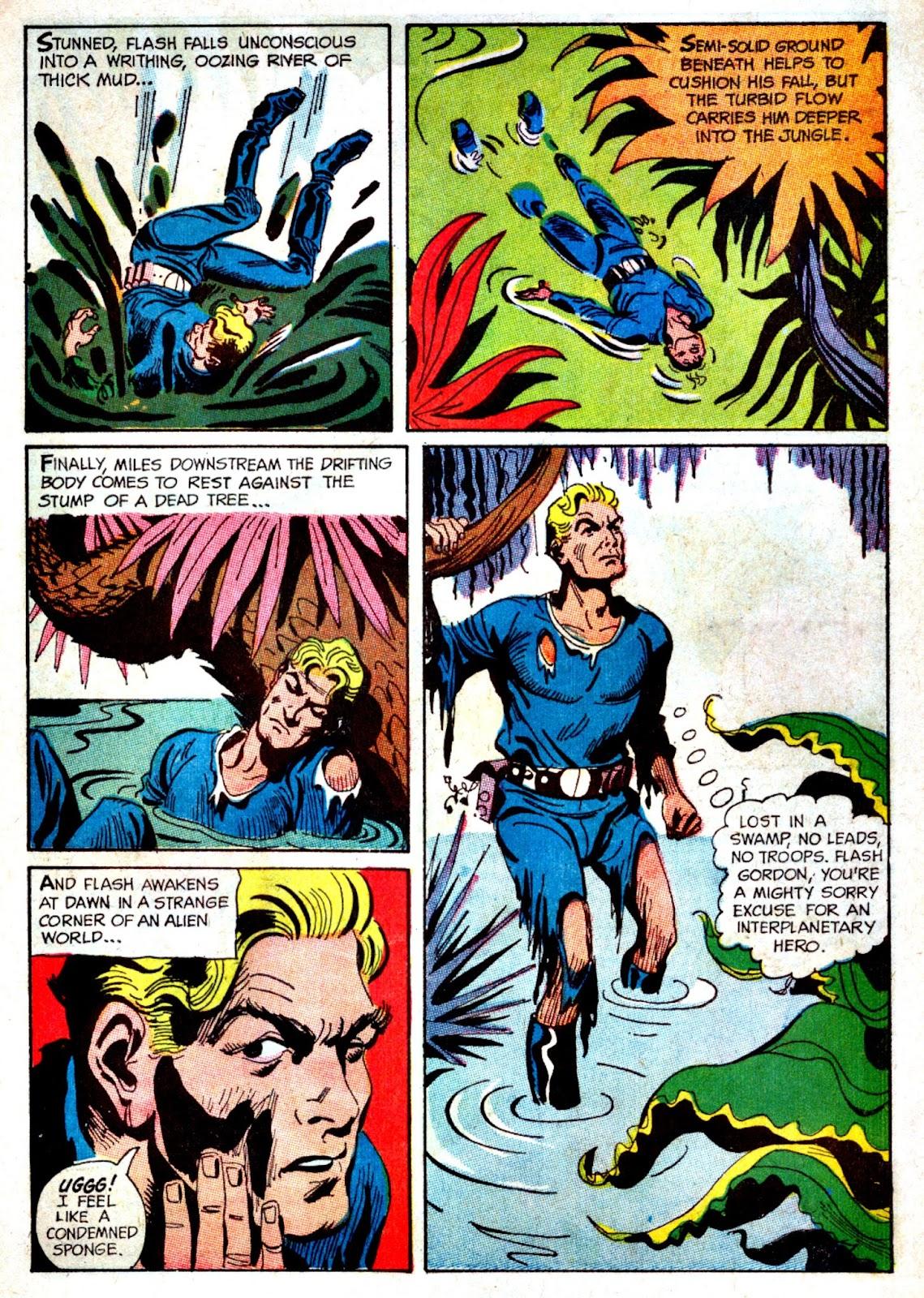 Flash Gordon (1966) issue 3 - Page 6