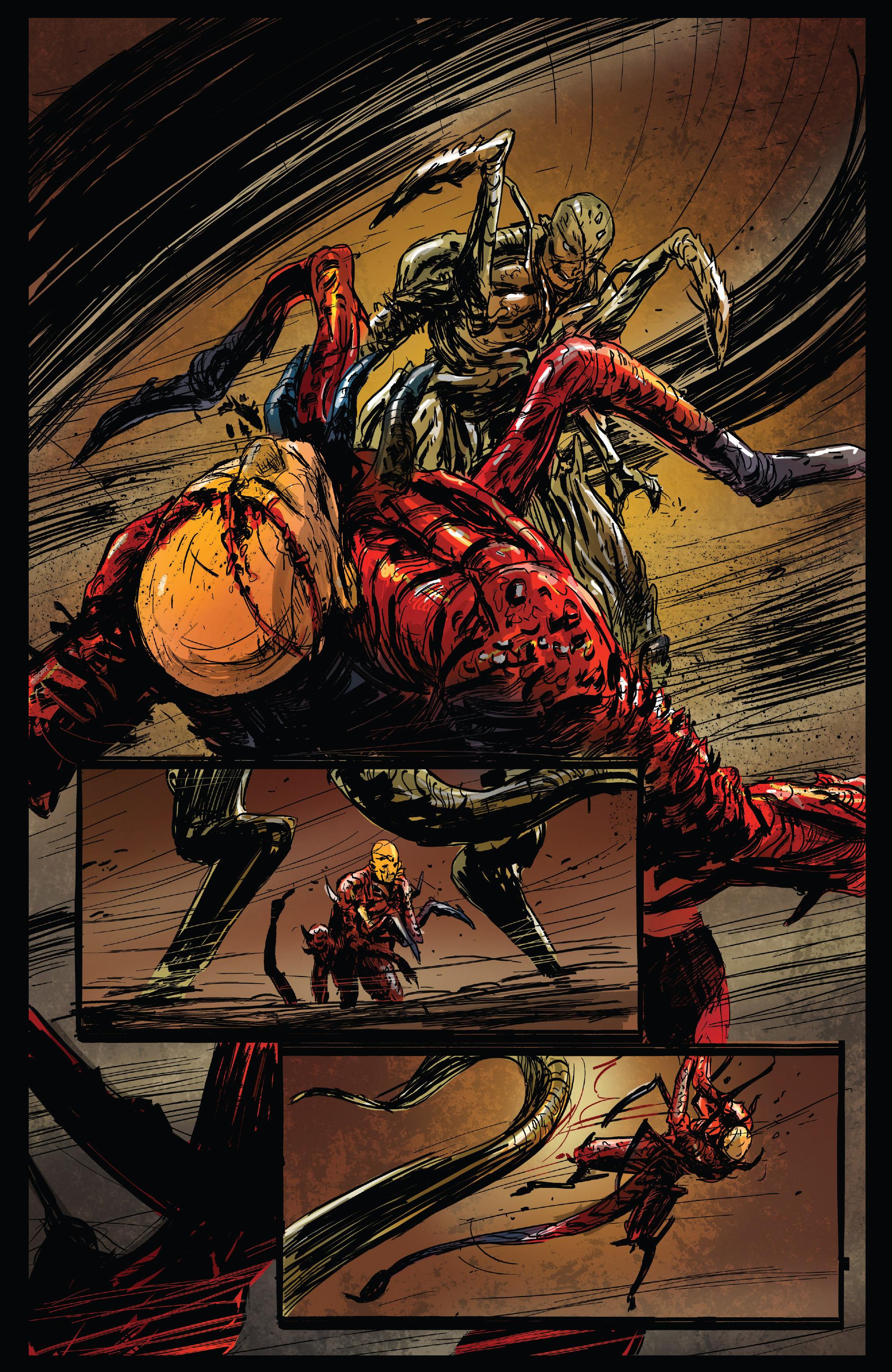 Read online Clive Barker's Hellraiser: The Dark Watch comic -  Issue # TPB 3 - 10