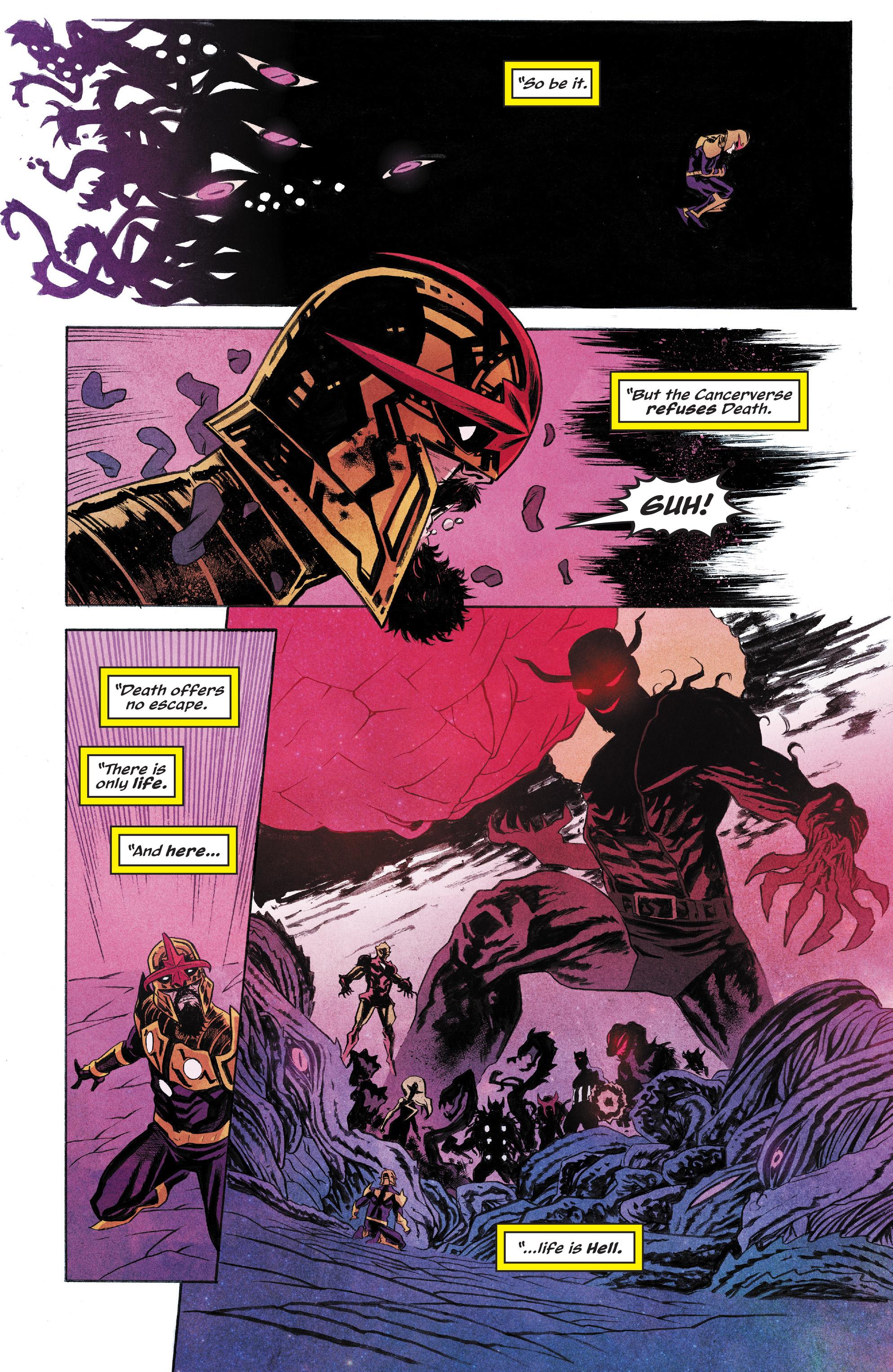 Read online Nova (2017) comic -  Issue #6 - 13