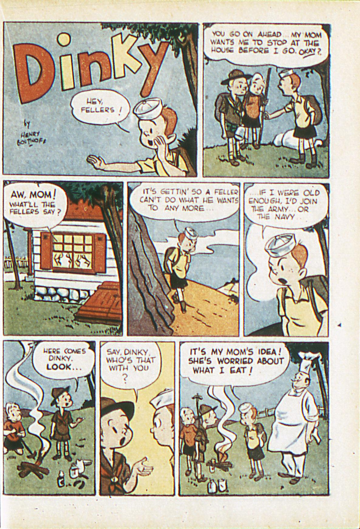 Read online Adventure Comics (1938) comic -  Issue #62 - 32