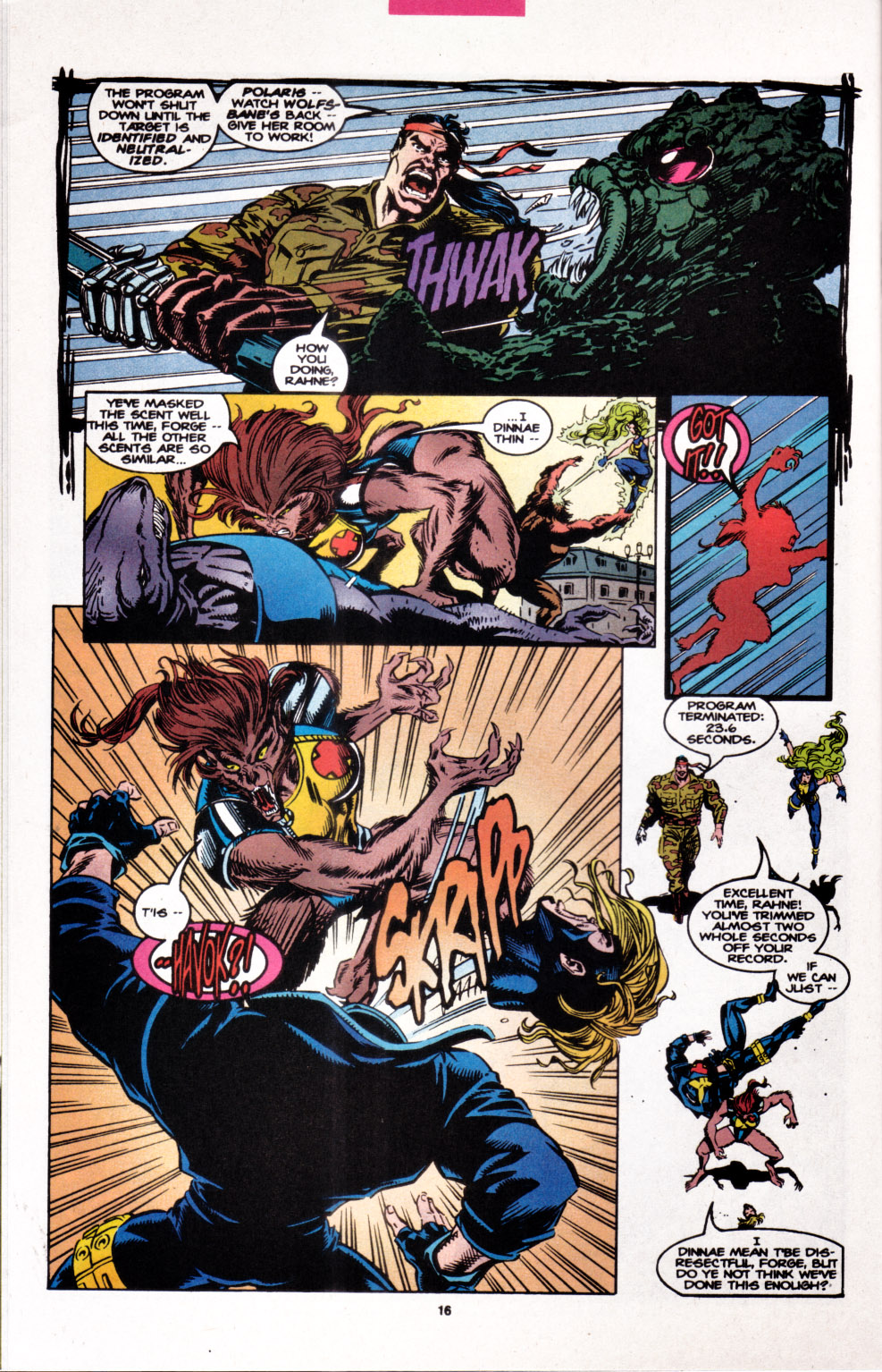 Read online X-Factor (1986) comic -  Issue #107 - 12
