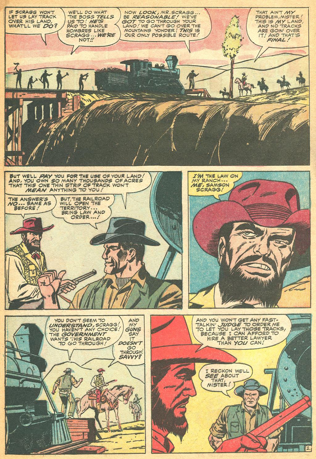 Read online Two-Gun Kid comic -  Issue #76 - 4