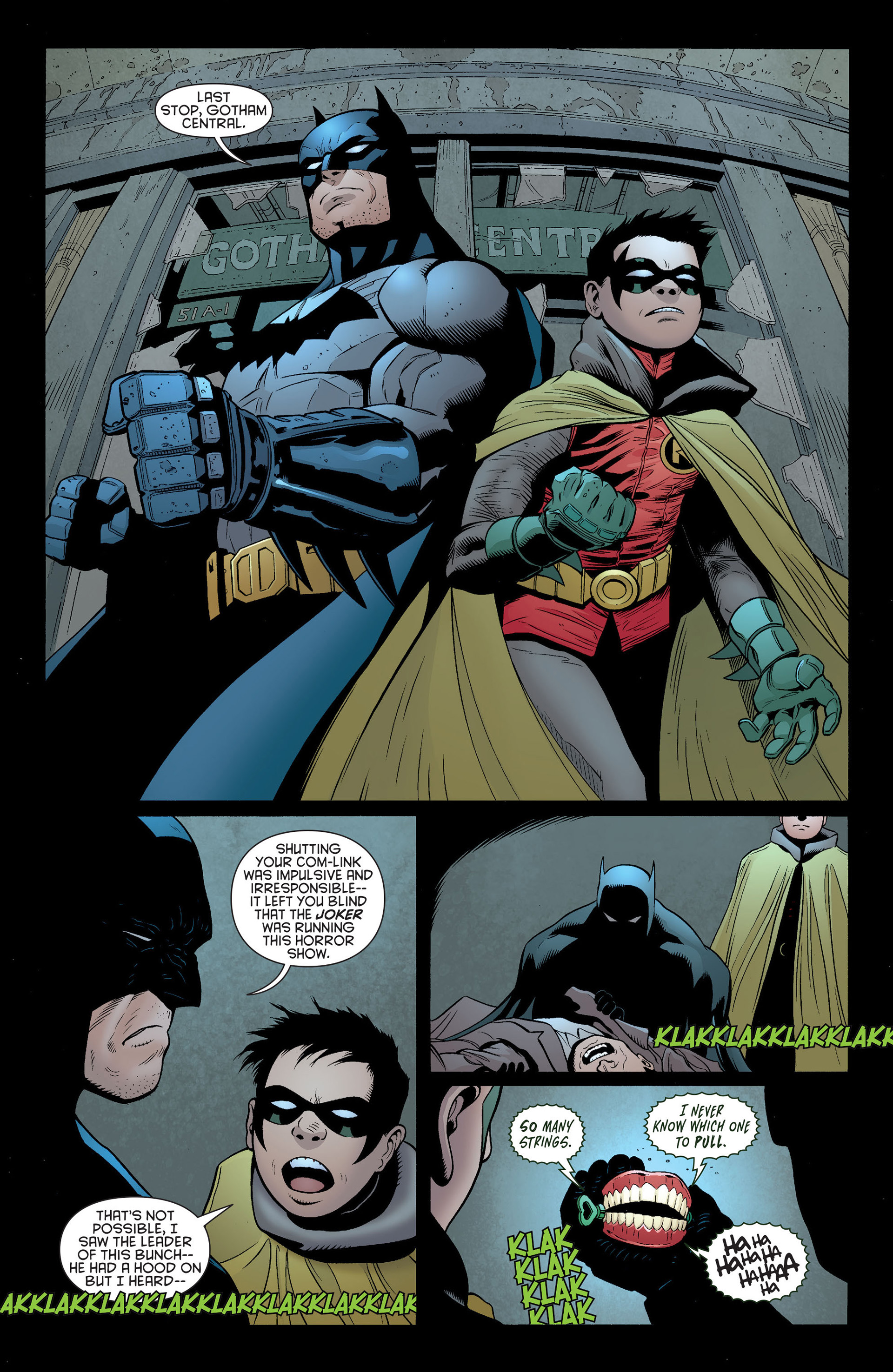 Read online Batman and Robin (2011) comic -  Issue #14 - 16