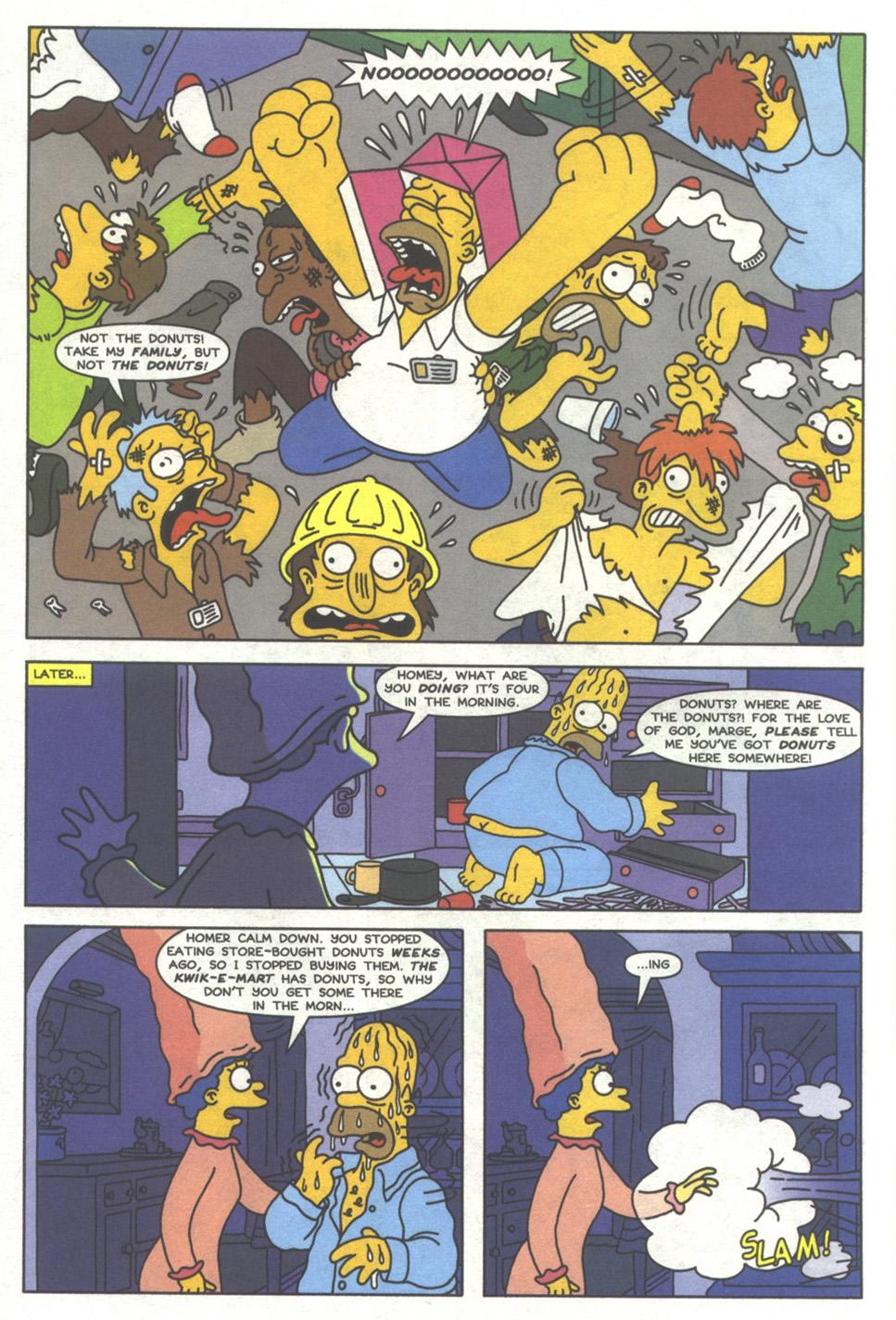 Read online Simpsons Comics comic -  Issue #38 - 9
