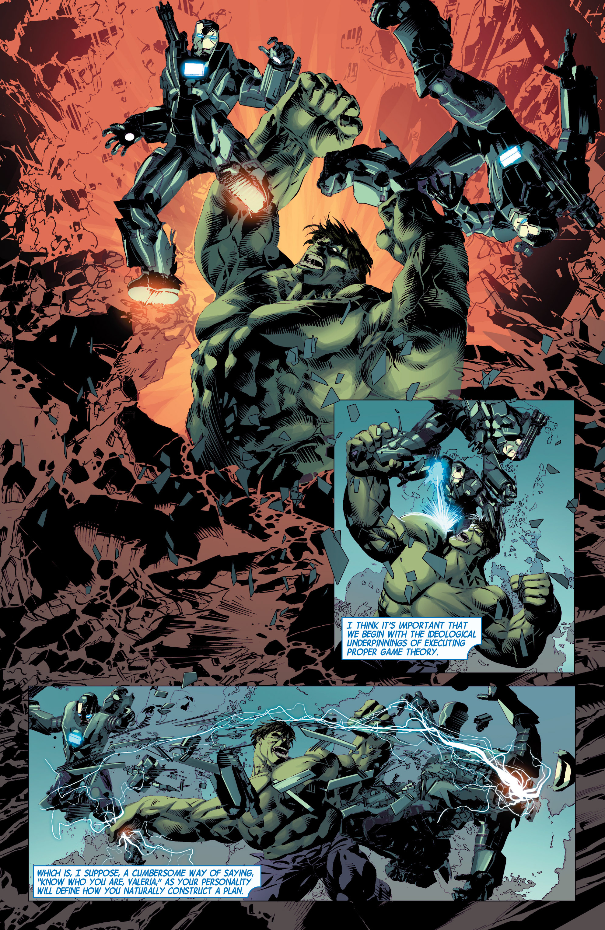 Read online Avengers (2013) comic -  Issue #39 - 15