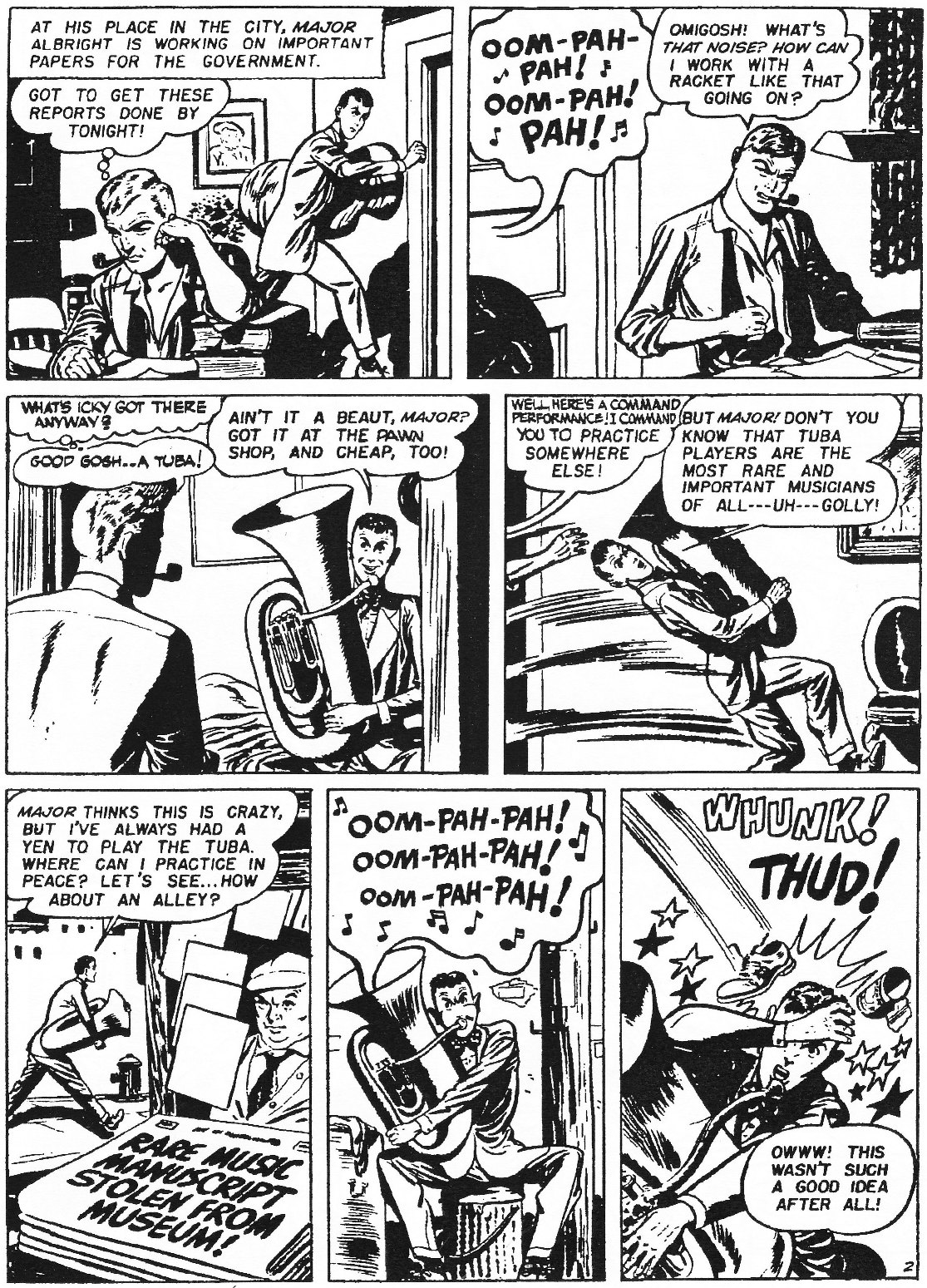 Read online Men of Mystery Comics comic -  Issue #84 - 146