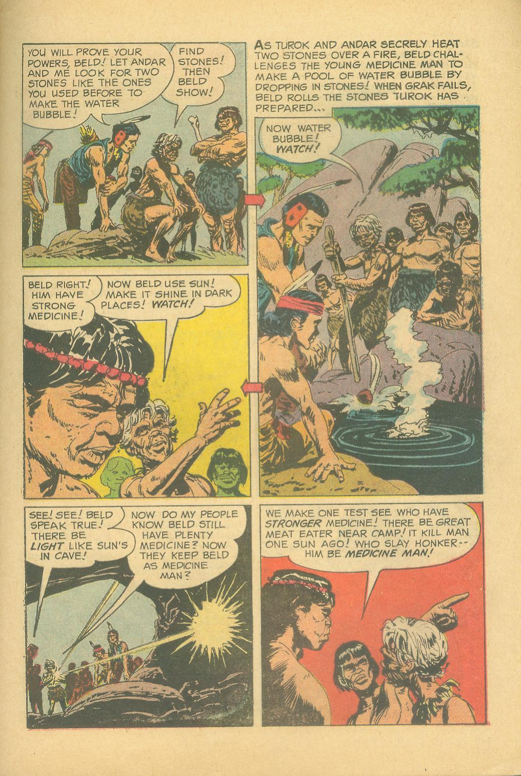 Read online Turok, Son of Stone comic -  Issue #28 - 31