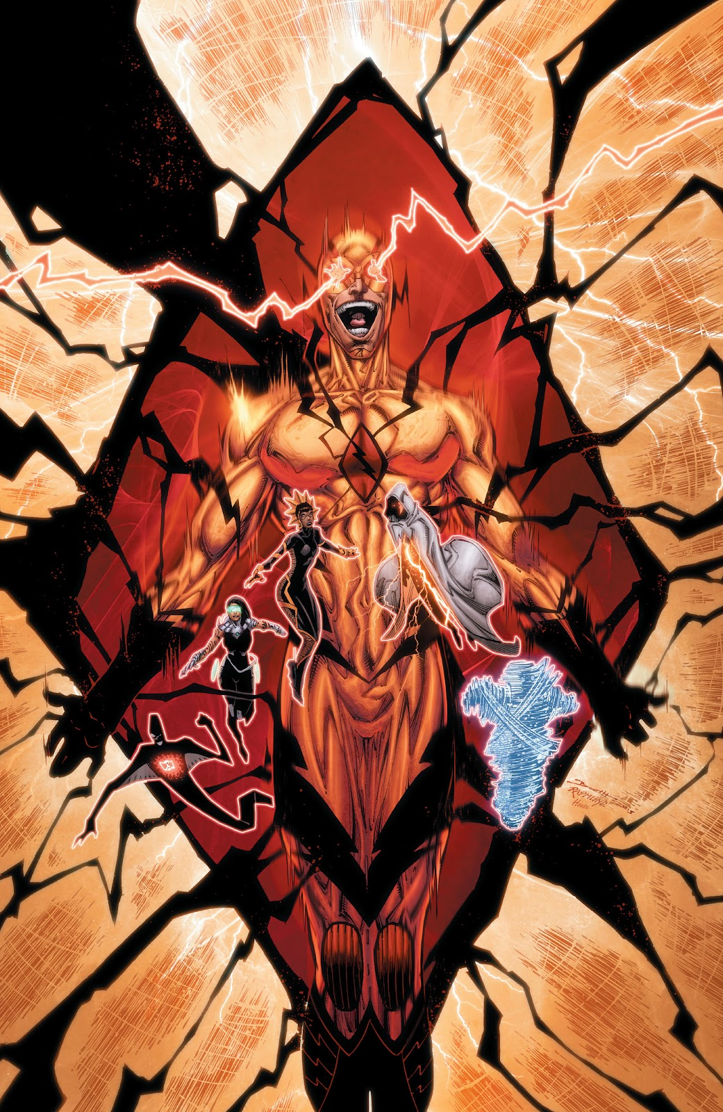 Read online The Flash (2011) comic -  Issue # _TPB 8 (Part 1) - 57