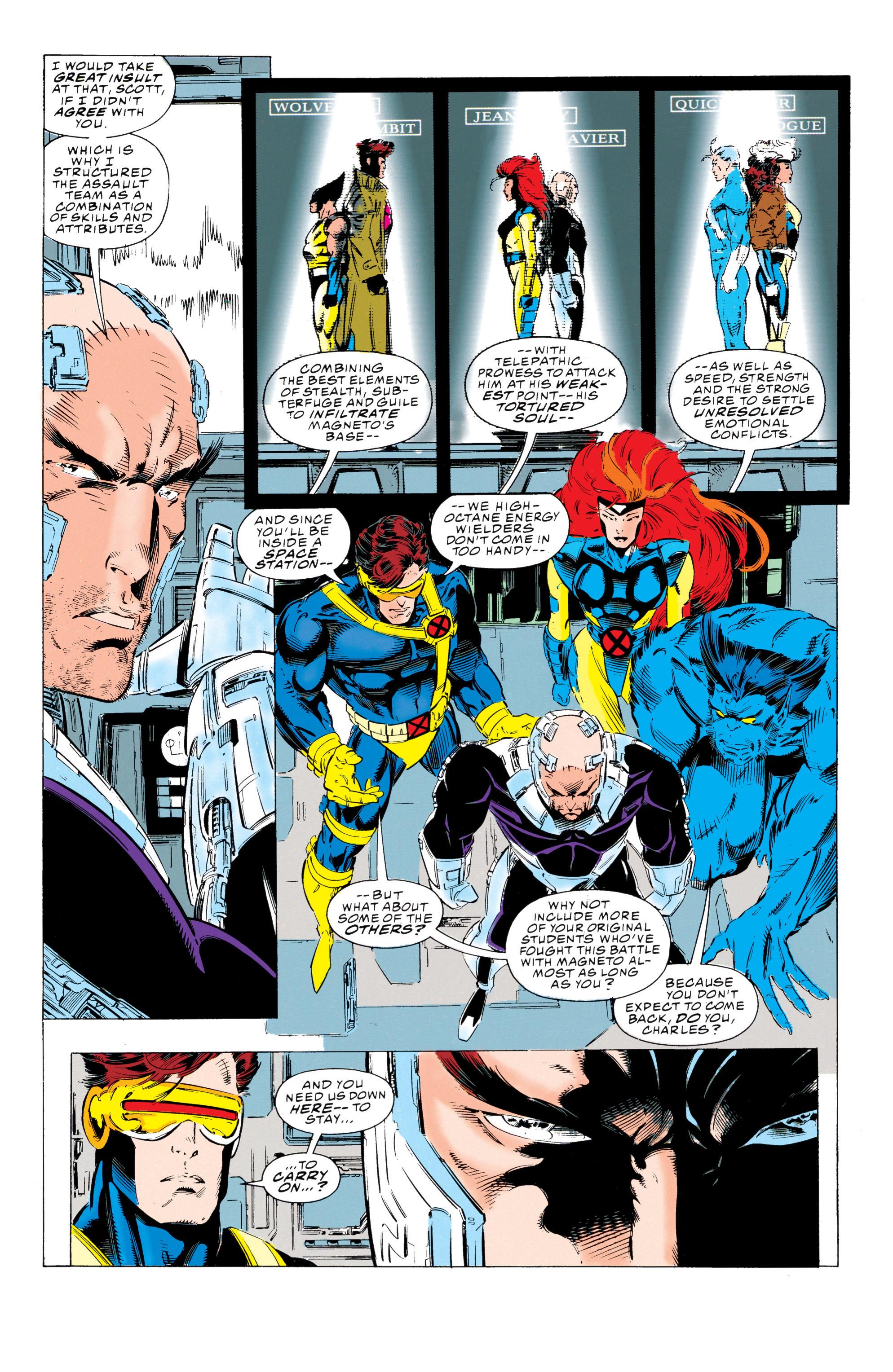 X-Men (1991) 25 Page 14