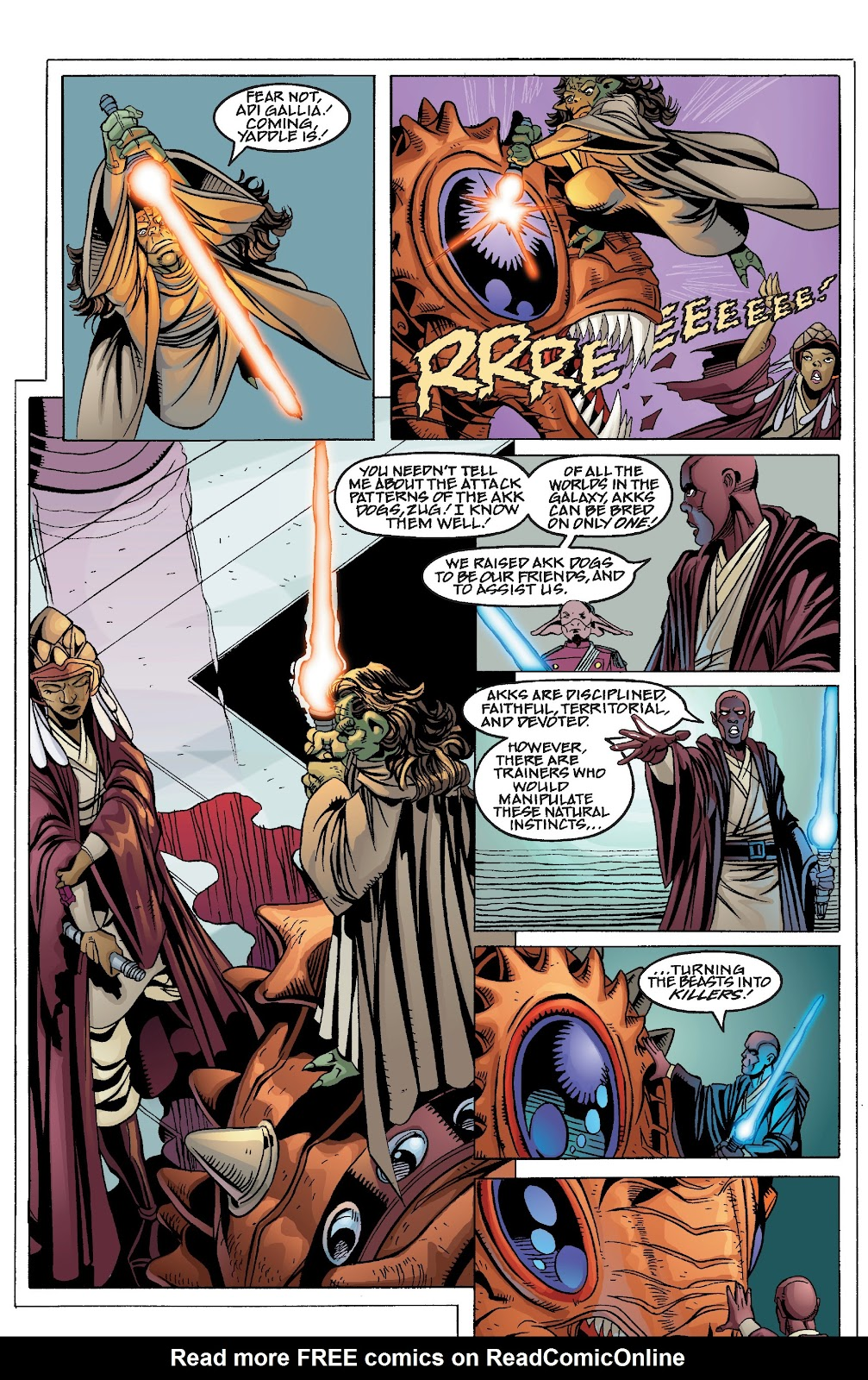 Read online Star Wars Legends Epic Collection: The Menace Revealed comic -  Issue # TPB (Part 4) - 31