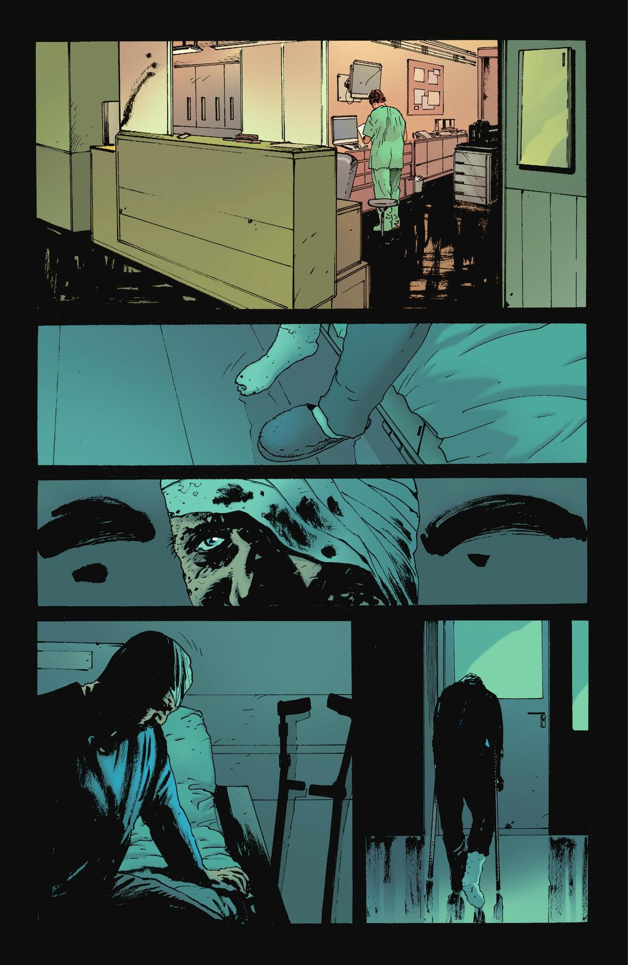 Read online The Girl Who Kicked The Hornet's Nest comic -  Issue # TPB - 59