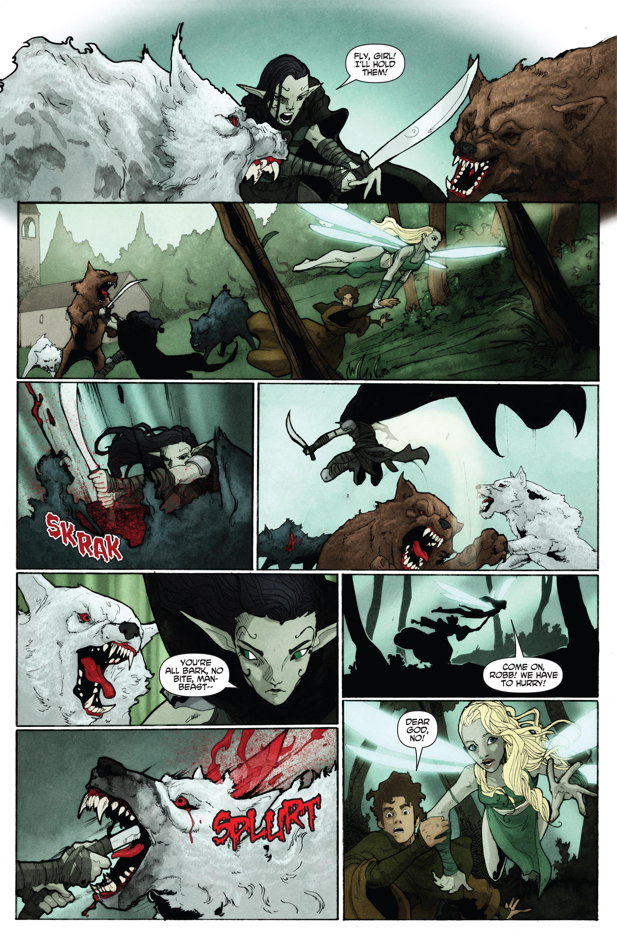 Read online Plague comic -  Issue #2 - 13