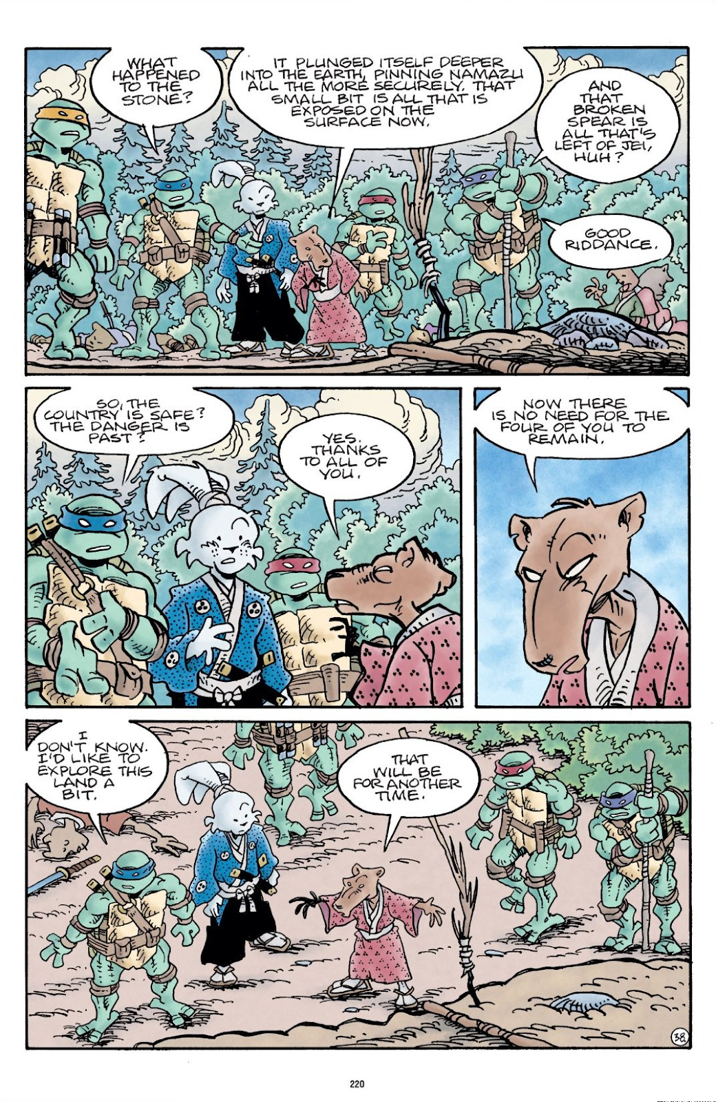 Read online Teenage Mutant Ninja Turtles: The IDW Collection comic -  Issue # TPB 9 (Part 3) - 17