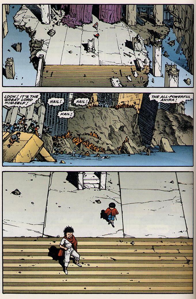 Read online Akira comic -  Issue #17 - 21