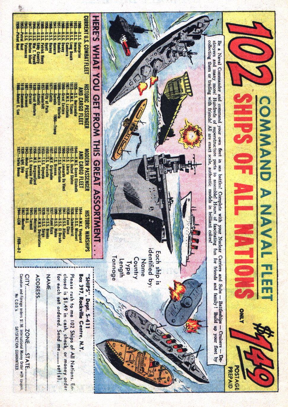 Read online Sea Devils comic -  Issue #20 - 24