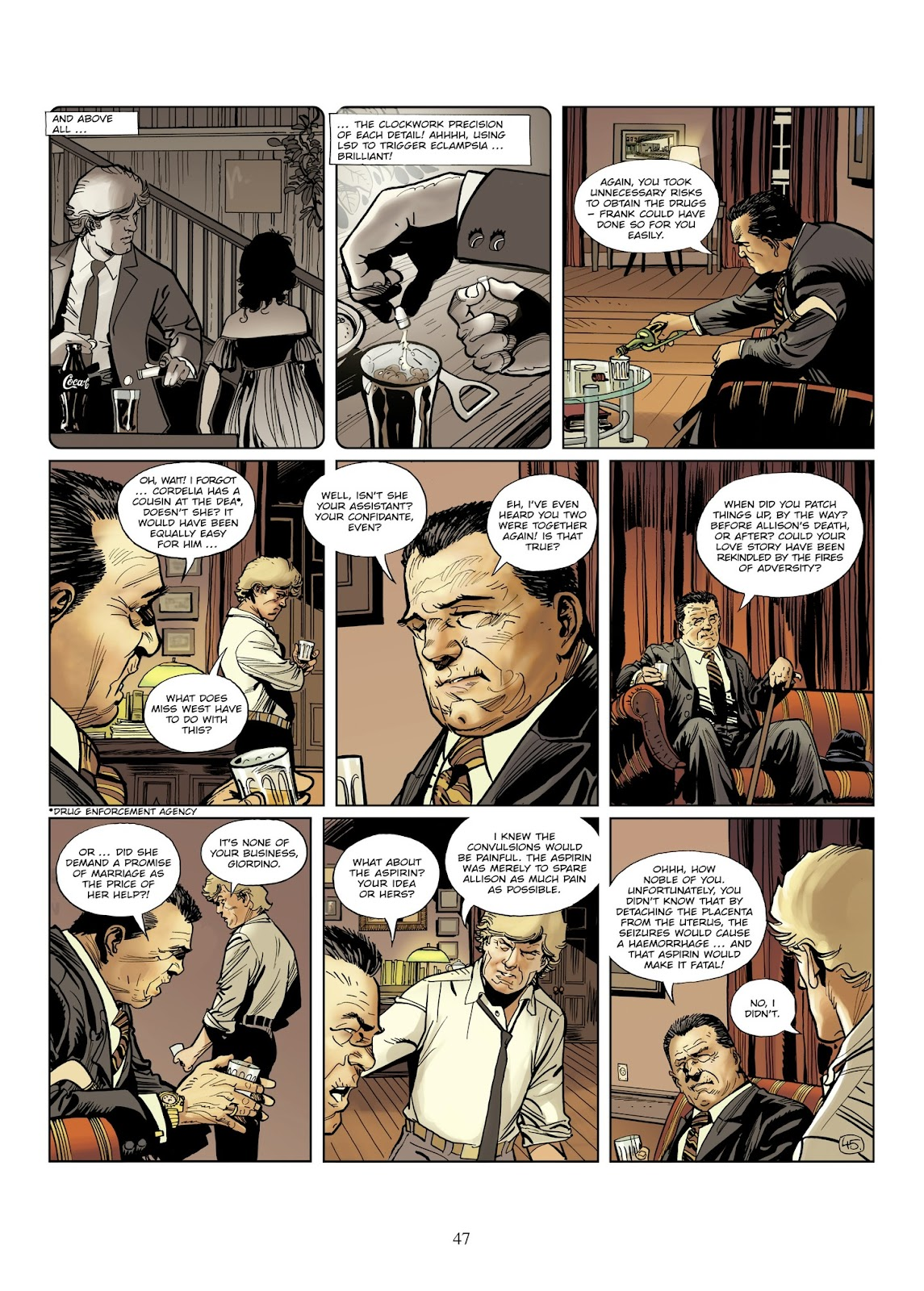 XIII Mystery issue 8 - Page 49