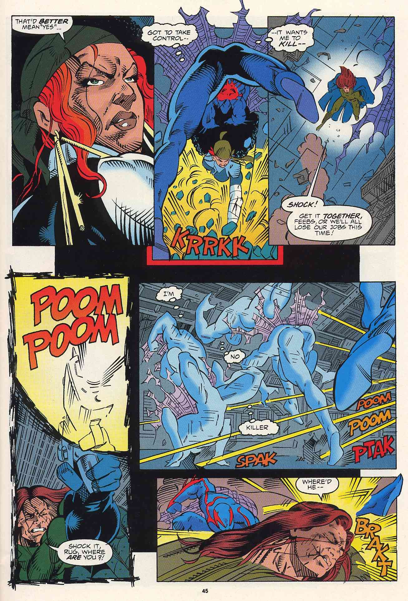 Read online 2099 Unlimited comic -  Issue #2 - 39
