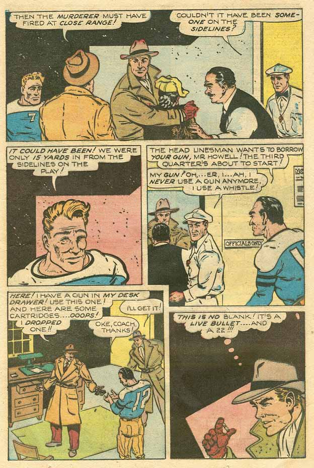 Read online Shadow Comics comic -  Issue #79 - 22