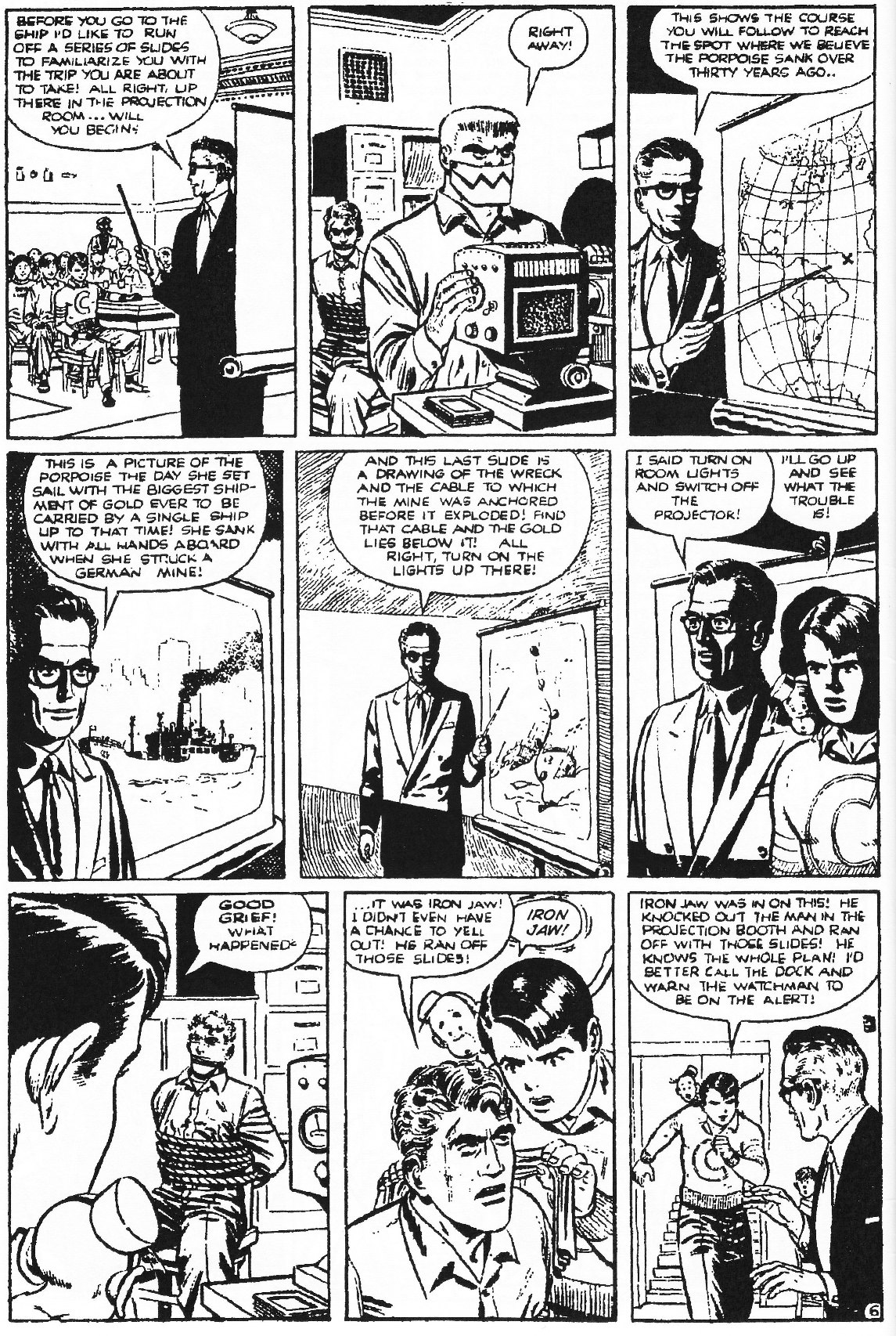 Read online Men of Mystery Comics comic -  Issue #75 - 28