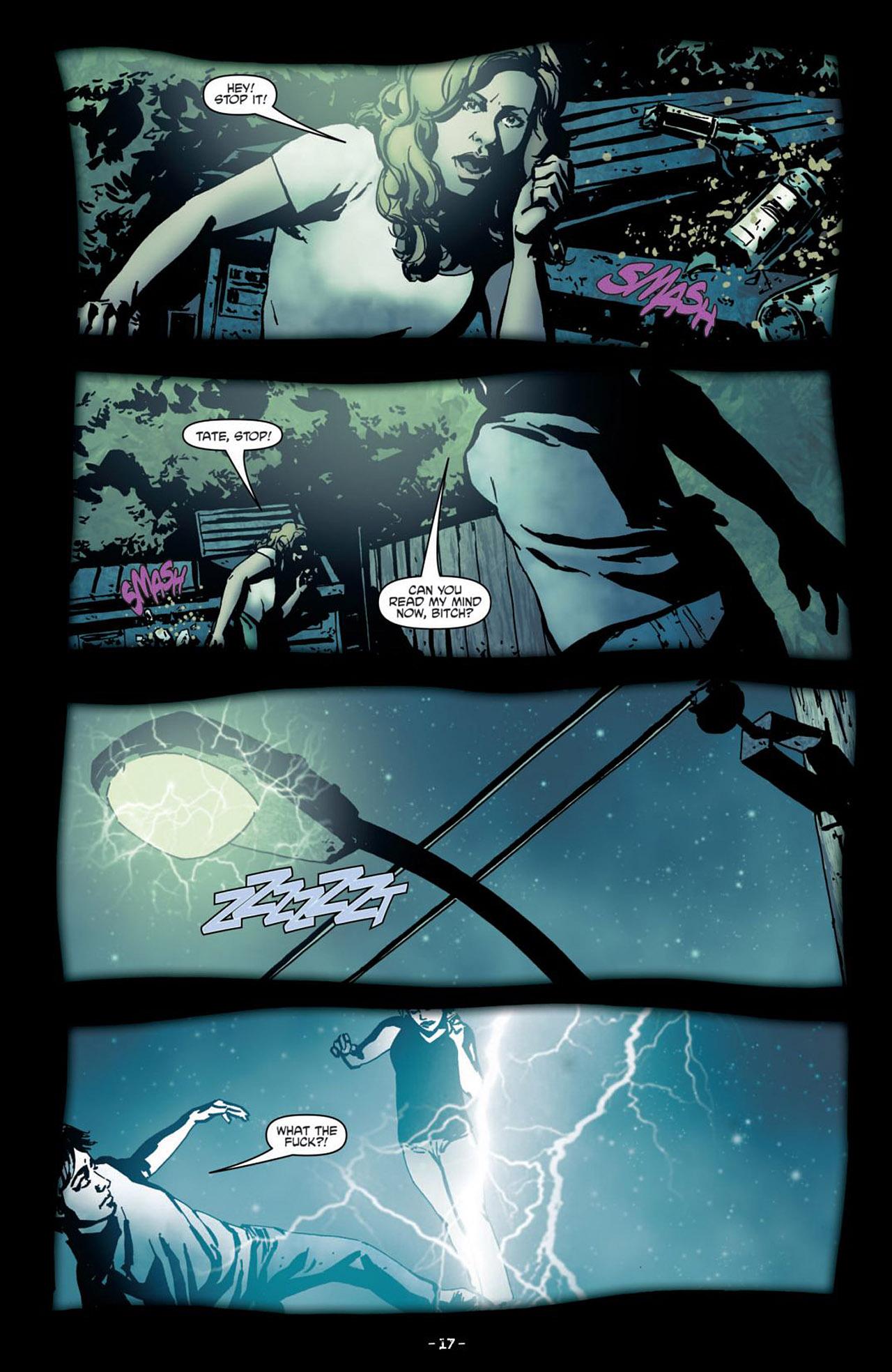 Read online True Blood (2012) comic -  Issue #1 - 20