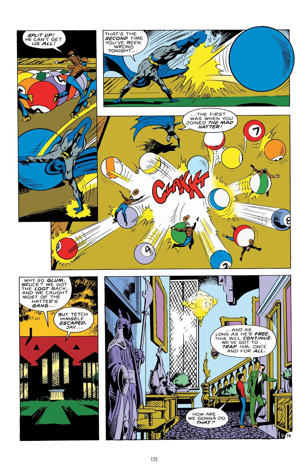 Read online Detective Comics (1937) comic -  Issue # _TPB Batman - The Dark Knight Detective 1 (Part 2) - 72