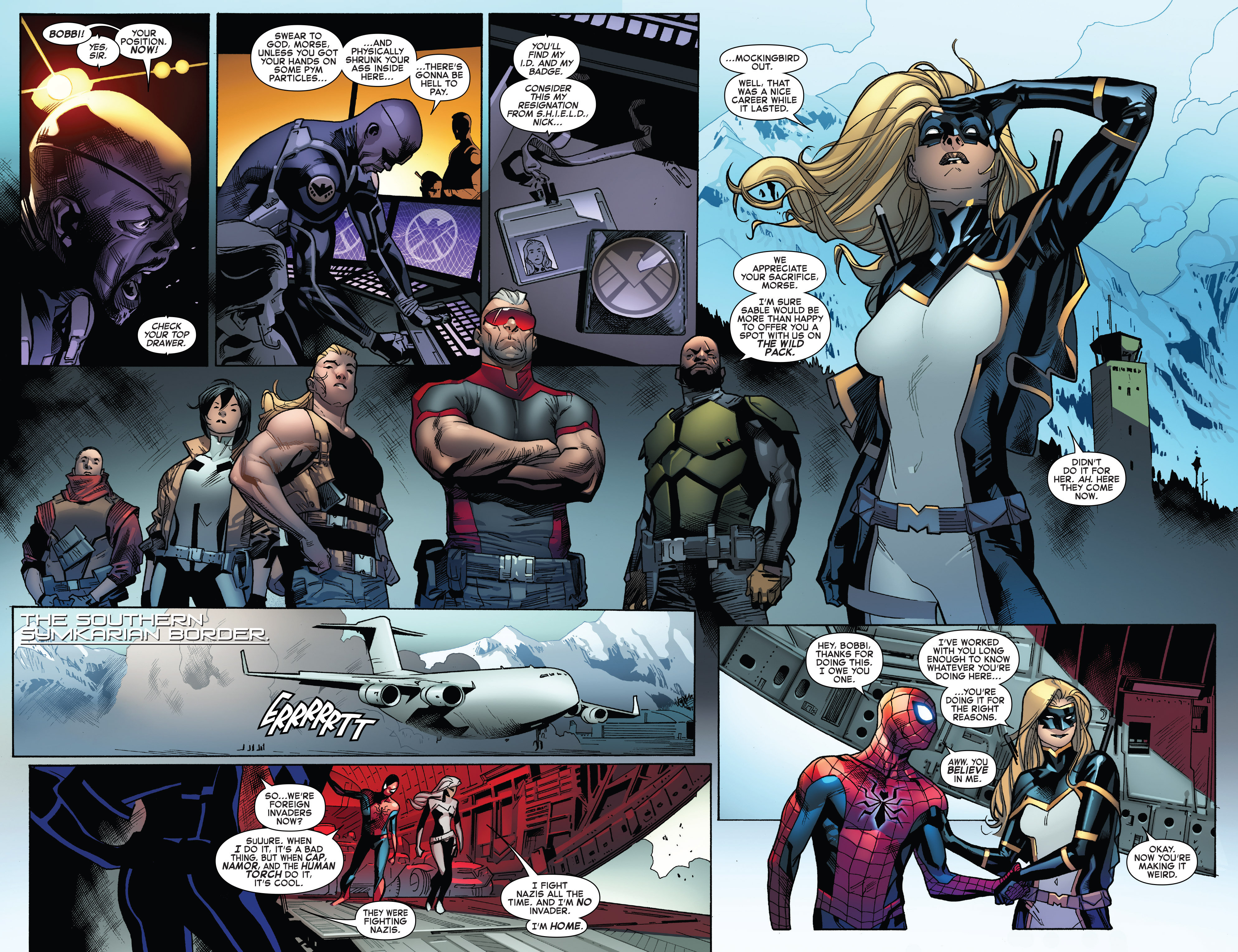Read online The Amazing Spider-Man (2015) comic -  Issue #27 - 9