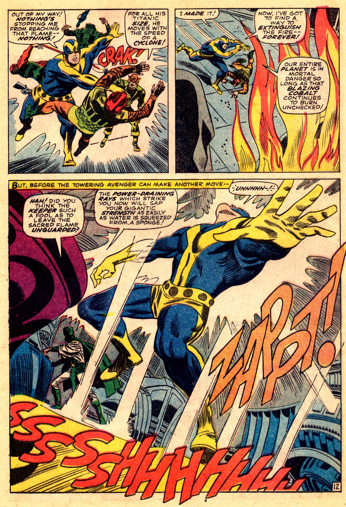 The Avengers (1963) 31 Page 16
