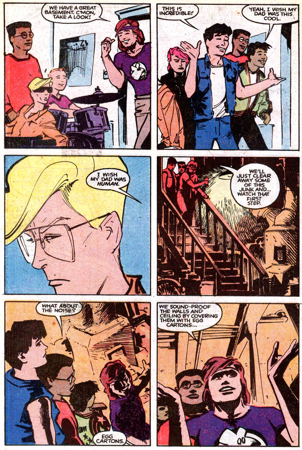 Steeltown Rockers issue 2 - Page 17