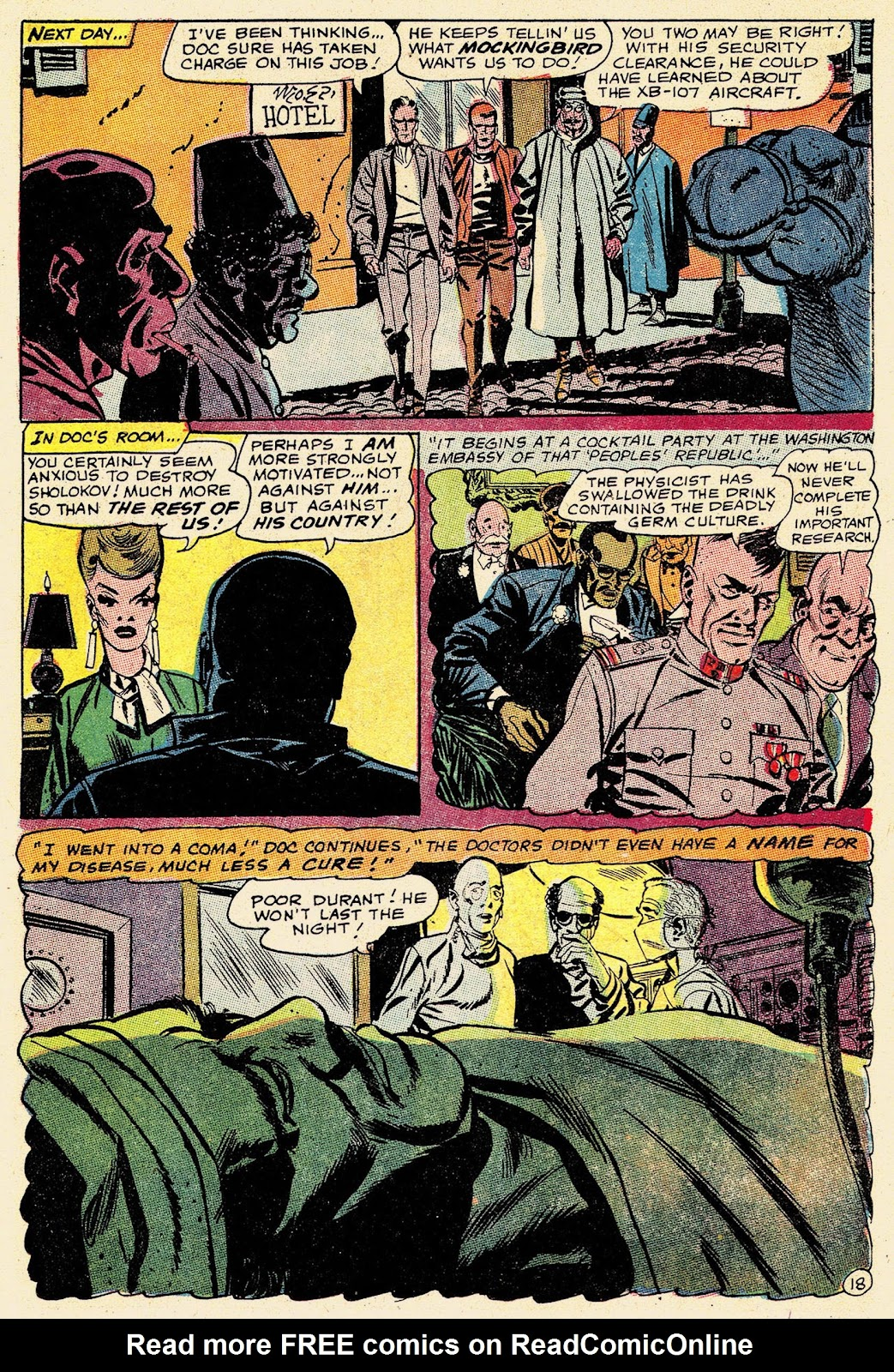 Secret Six (1968) issue 2 - Page 25