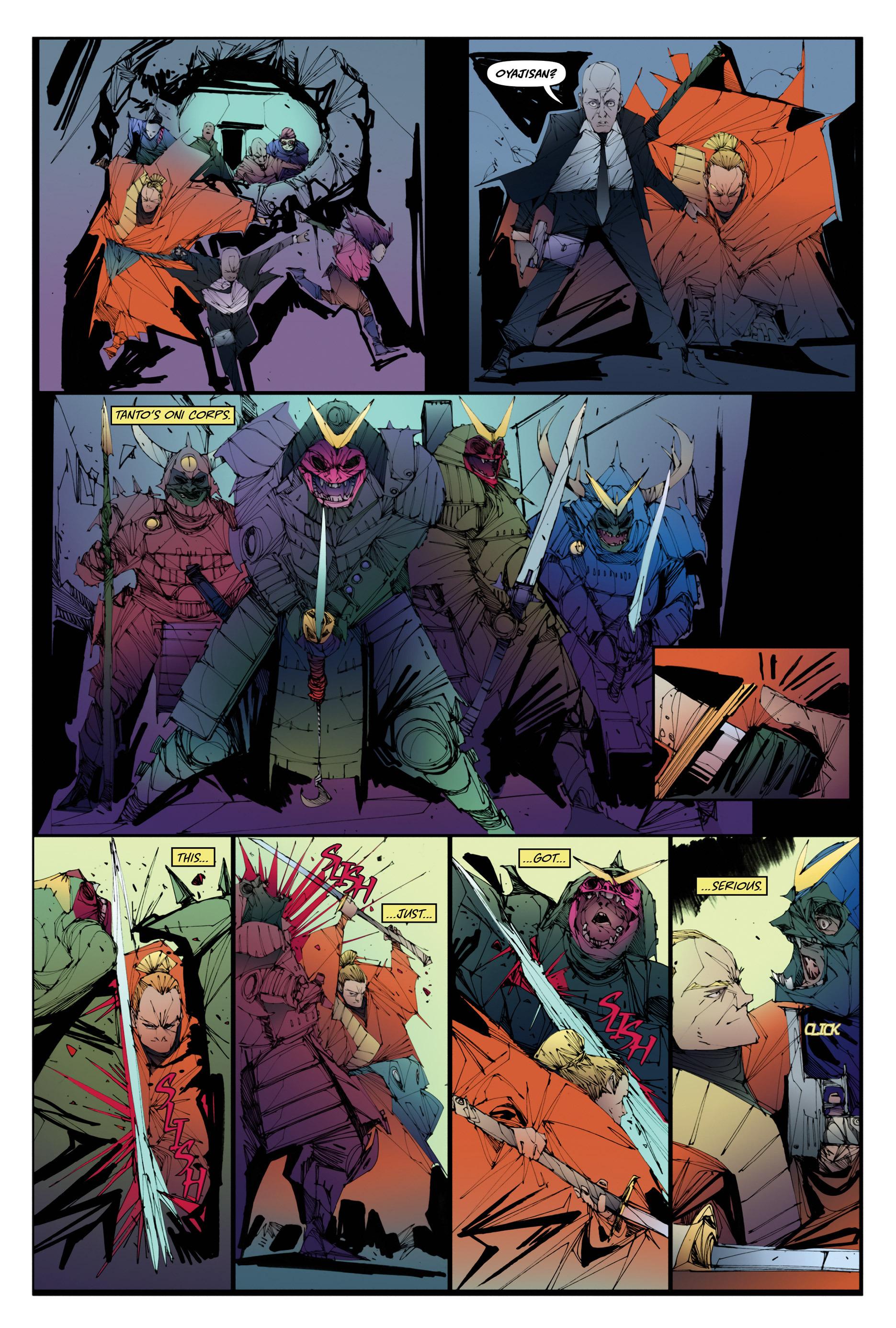 Read online Scrimshaw comic -  Issue #1 - 18