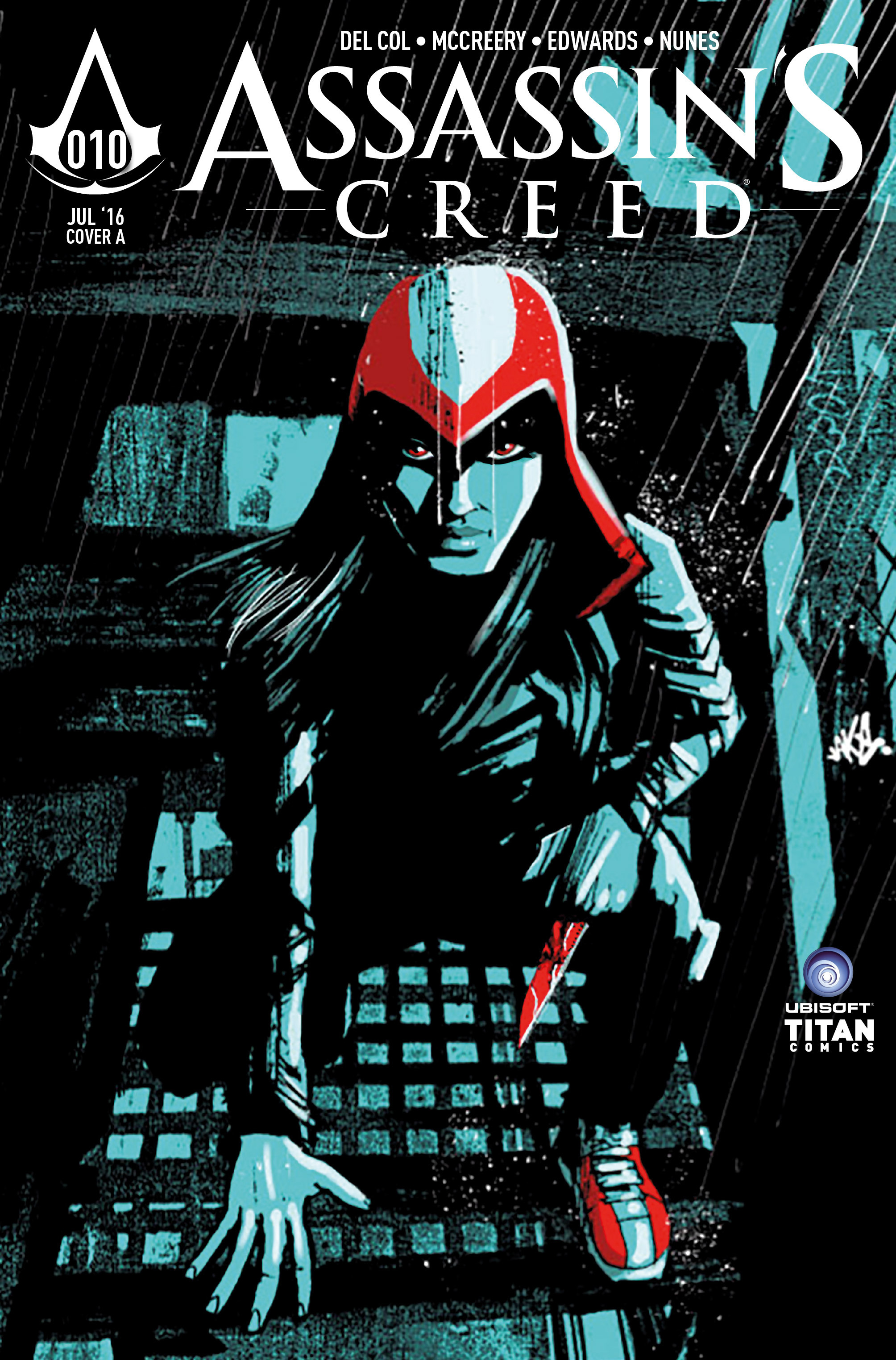 Read online Assassin's Creed (2015) comic -  Issue #10 - 1