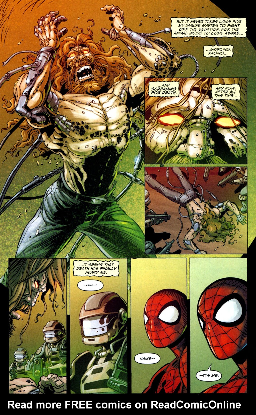 Web of Spider-Man (2009) Issue #1 #1 - English 7