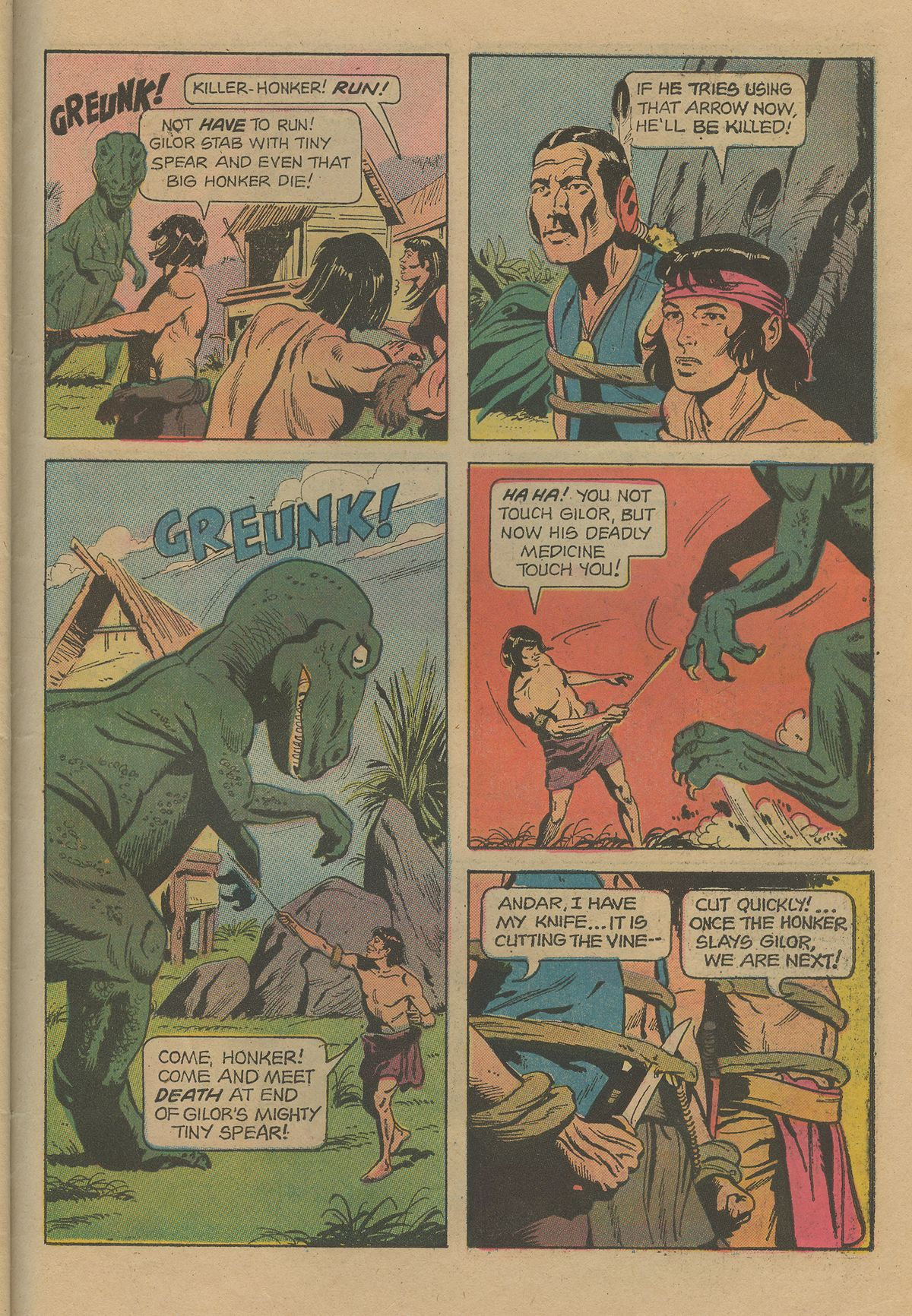 Read online Turok, Son of Stone comic -  Issue #103 - 31