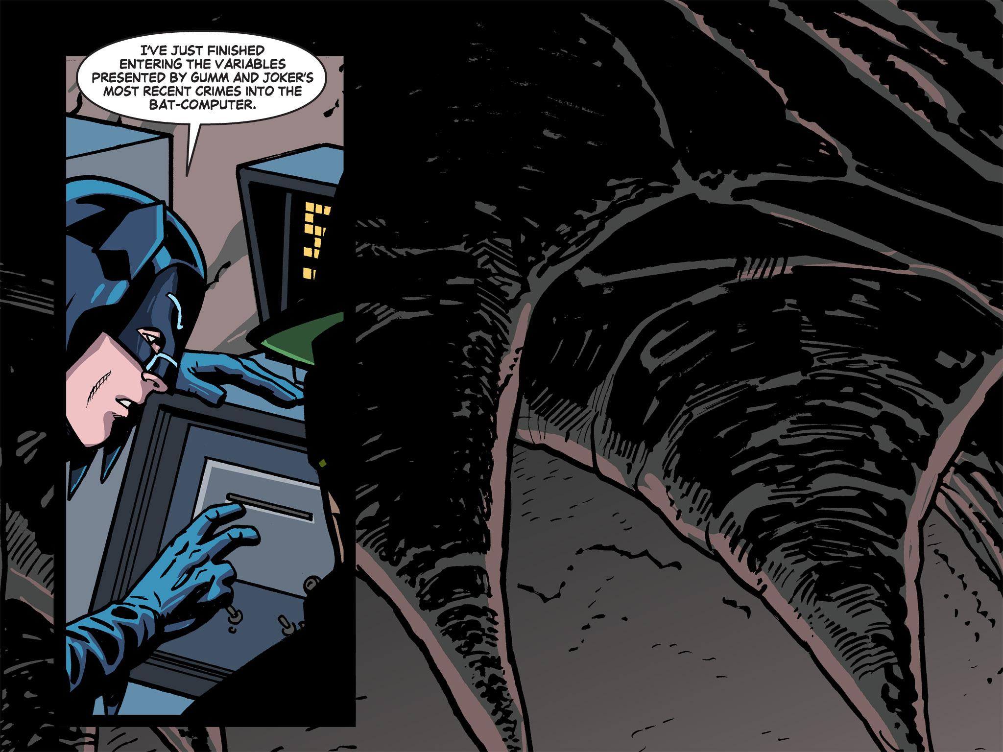 Read online Batman '66 Meets the Green Hornet [II] comic -  Issue #5 - 56