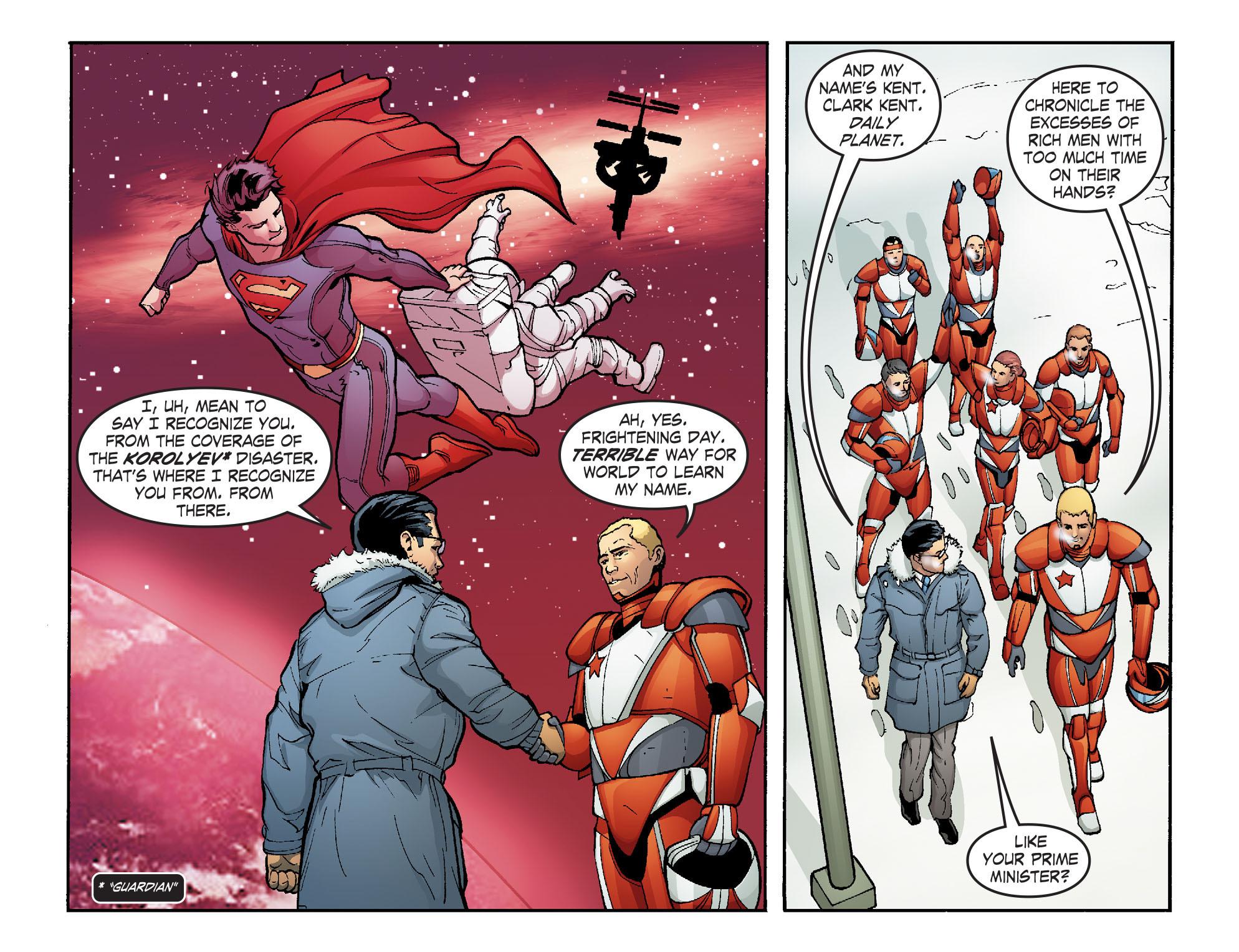 Read online Smallville: Alien comic -  Issue #5 - 10