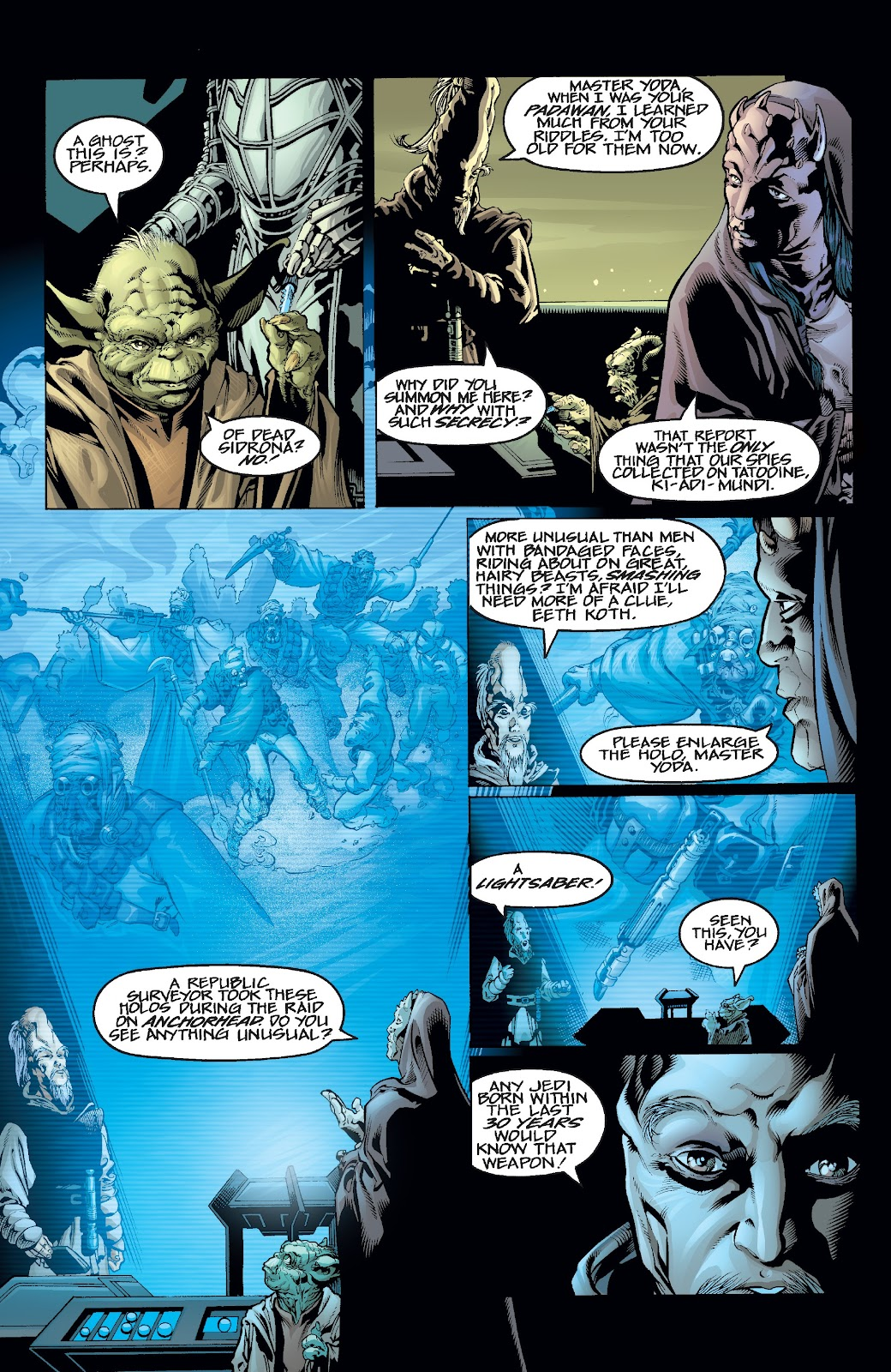 Read online Star Wars Legends Epic Collection: The Menace Revealed comic -  Issue # TPB (Part 2) - 14
