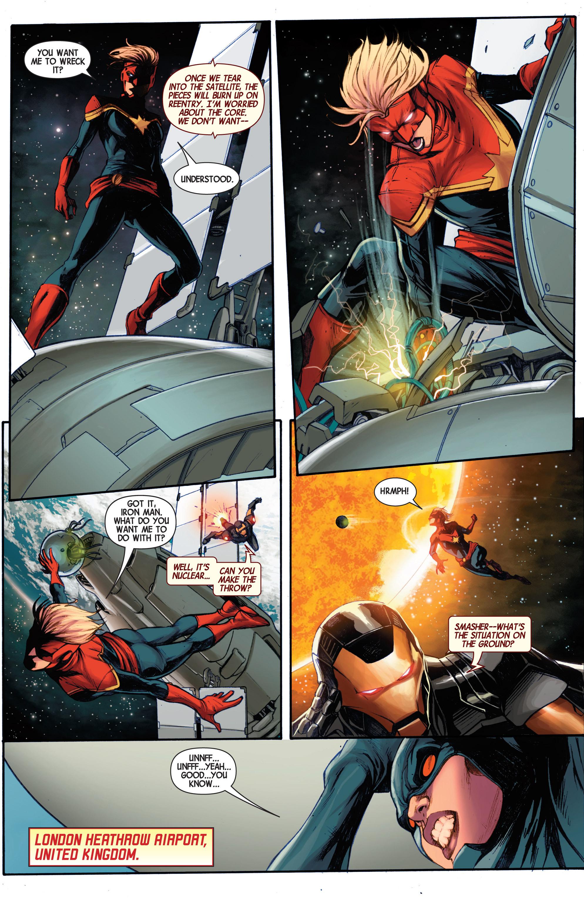 Read online Avengers (2013) comic -  Issue #Avengers (2013) _TPB 3 - 63