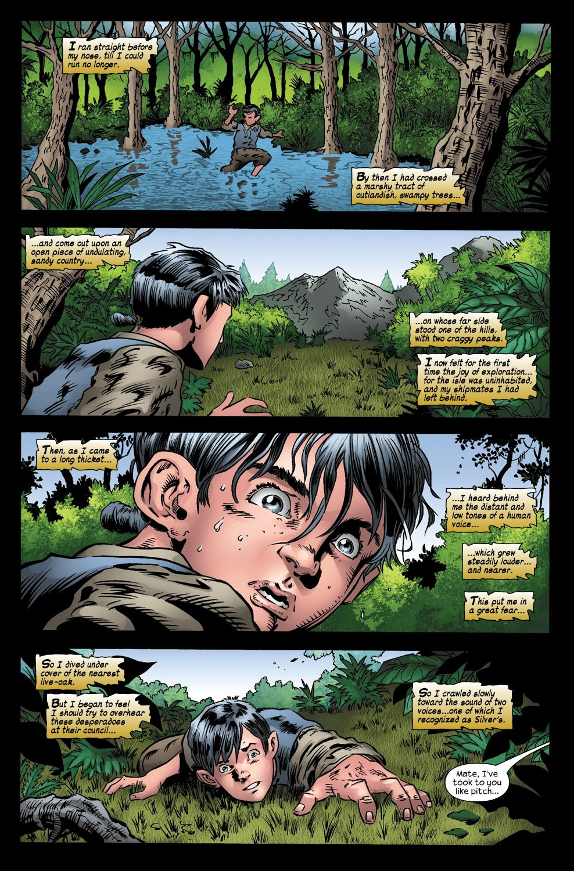 Read online Treasure Island comic -  Issue #3 - 7