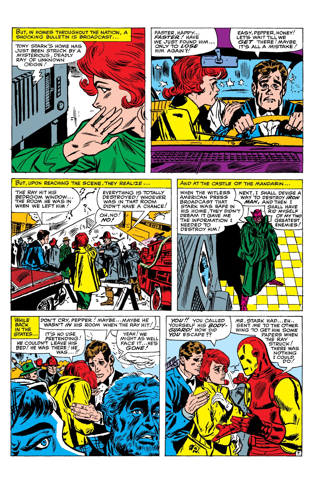 Read online Marvel Masterworks: The Invincible Iron Man comic -  Issue # TPB 2 (Part 2) - 78