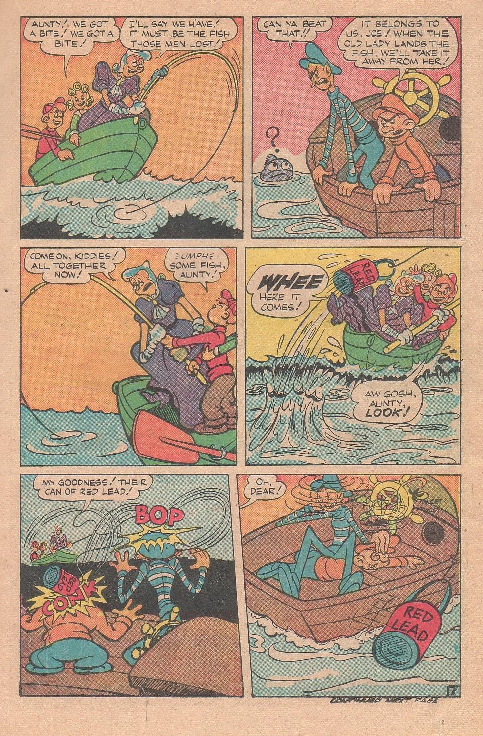 Jingle Jangle Comics issue 19 - Page 17