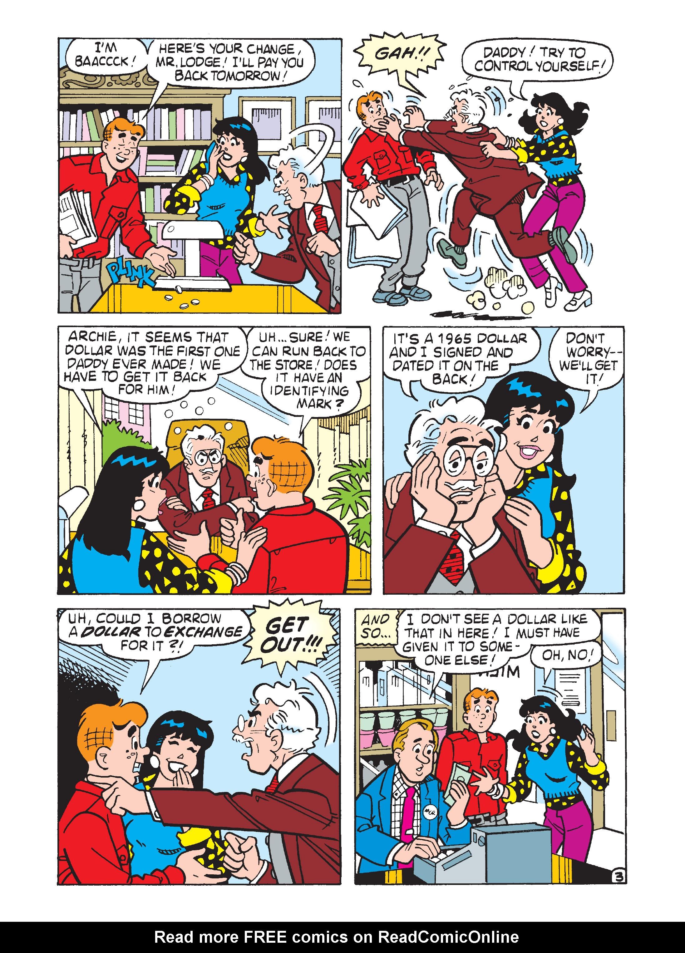 Read online Archie 1000 Page Comics Bonanza comic -  Issue #1 (Part 1) - 107